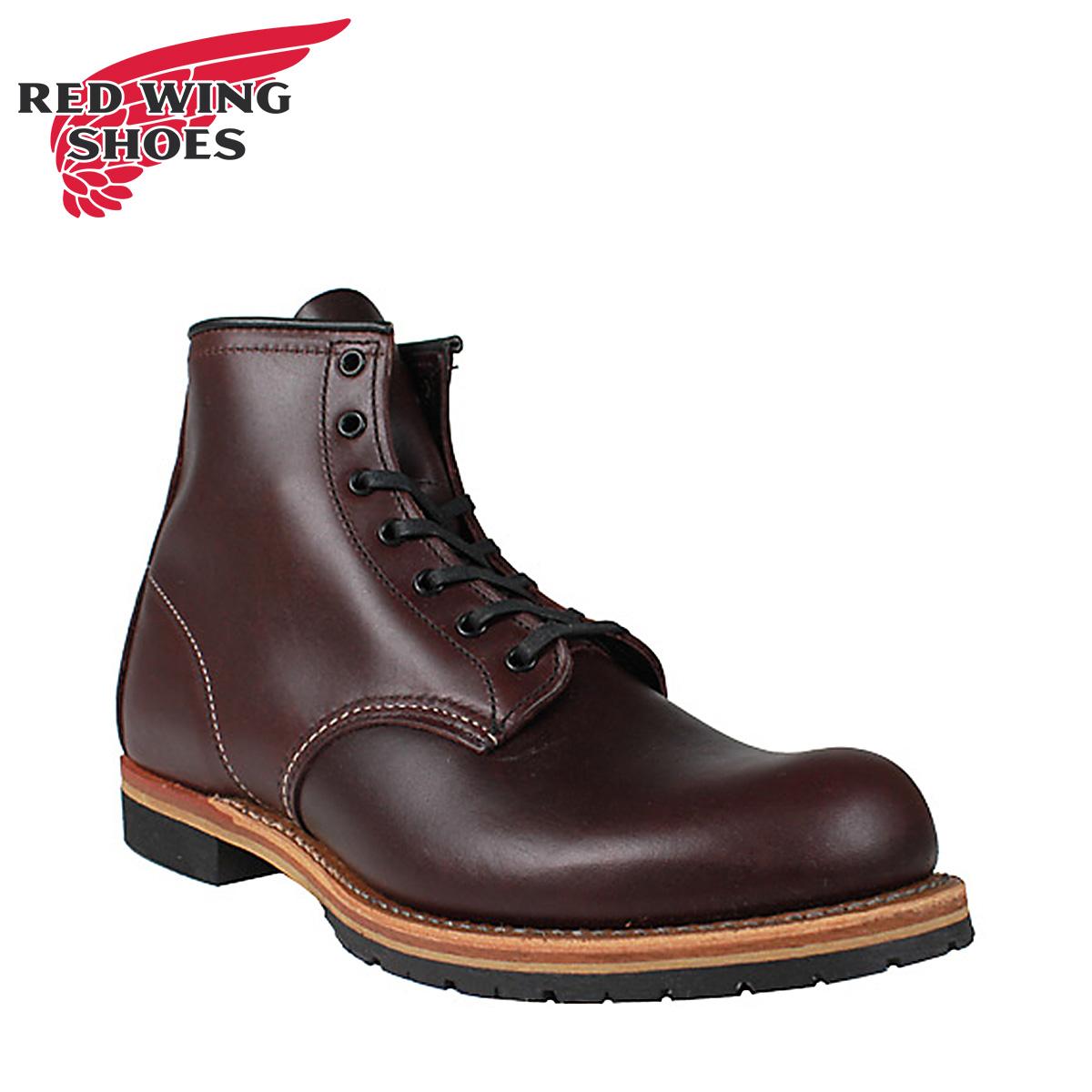 【最大2000円OFFクーポン】 レッドウィング RED WING ベックマン ブーツ BECKMAN ROUND ラウンド トゥ Dワイズ 9011 ワークブーツ メンズ [2/12 追加入荷]