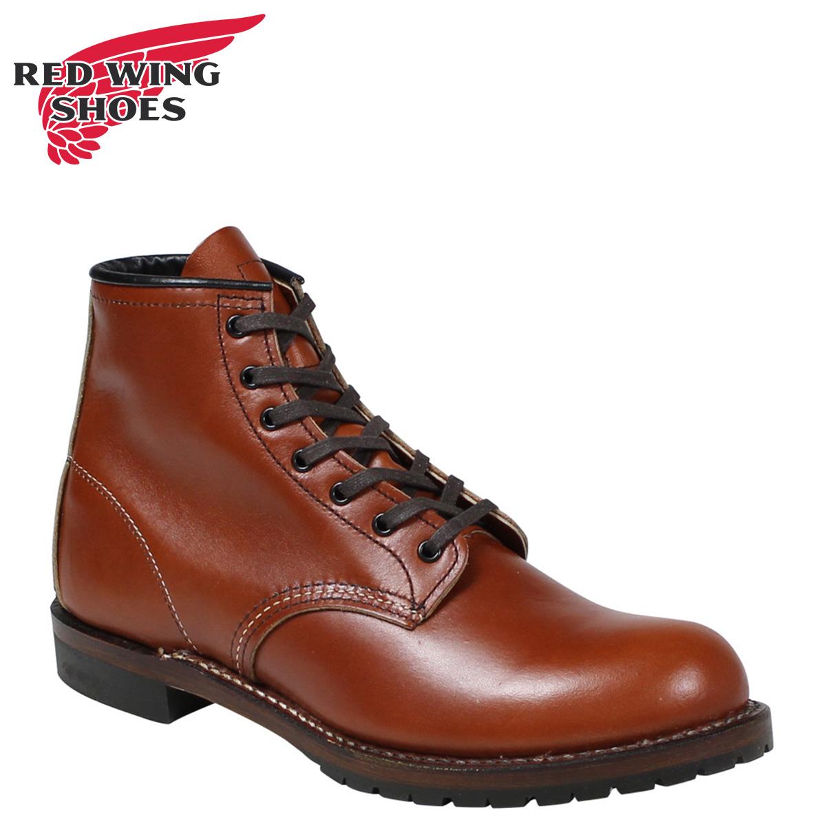 レッドウィング RED WING ベックマン ブーツ BECKMAN ROUND ラウンドトゥ Dワイズ 9022 メンズ