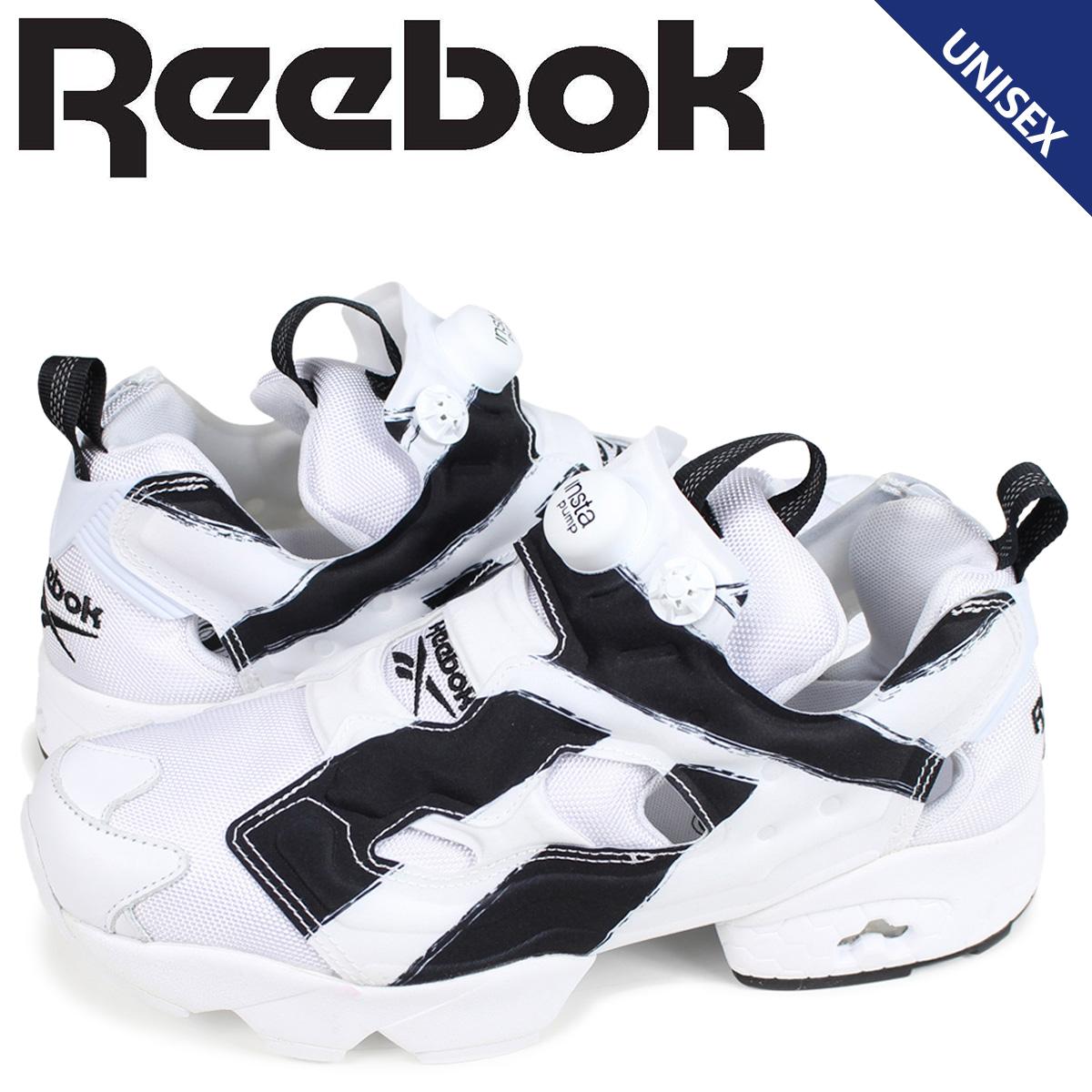 5f3fc9d71a0 Reebok pump fury Womens mens sneakers Reebok INSTAPUMP FURY OB AR1413 shoes  white  10 14 new in stock
