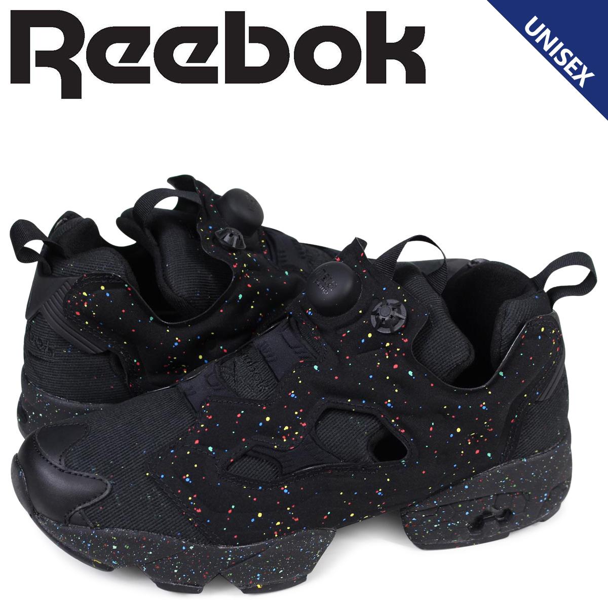 SneaK Online Shop | Rakuten Global Market: リーボックポンプフューリーメンズレディーススニーカー Reebok INSTAPUMP FURY OG CS CM9390 black [2/9 Shinnyu load]