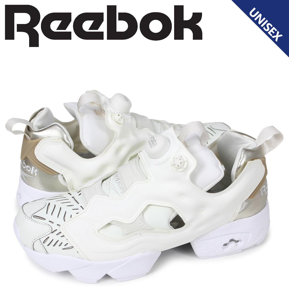 リーボック ポンプフューリー レディース メンズ スニーカー Reebok INSTAPUMP FURY CUTOUTS CM9817 ホワイト