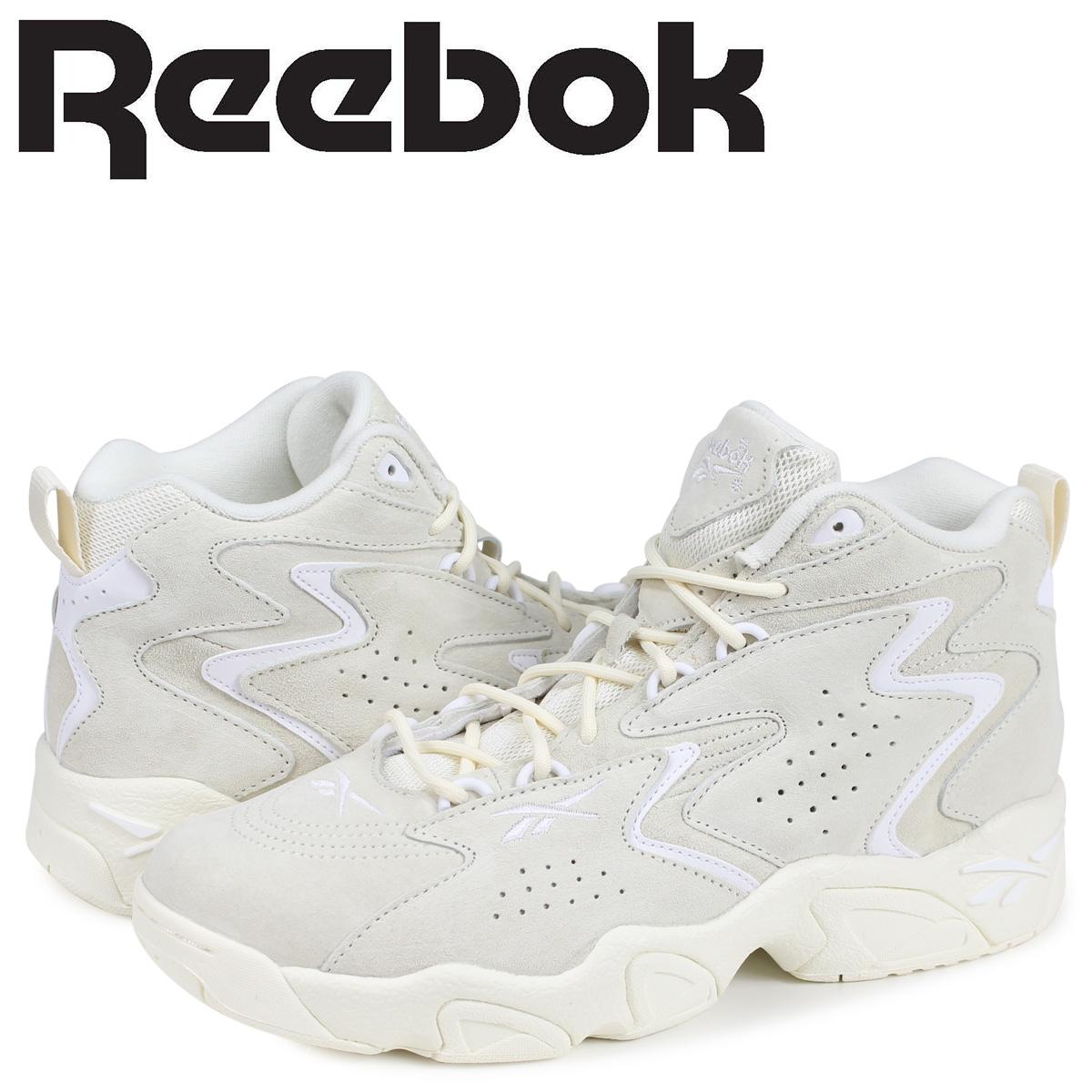 リーボック Reebok メビウス スニーカー メンズ MOBIUS OG POP オフ ホワイト CN7907