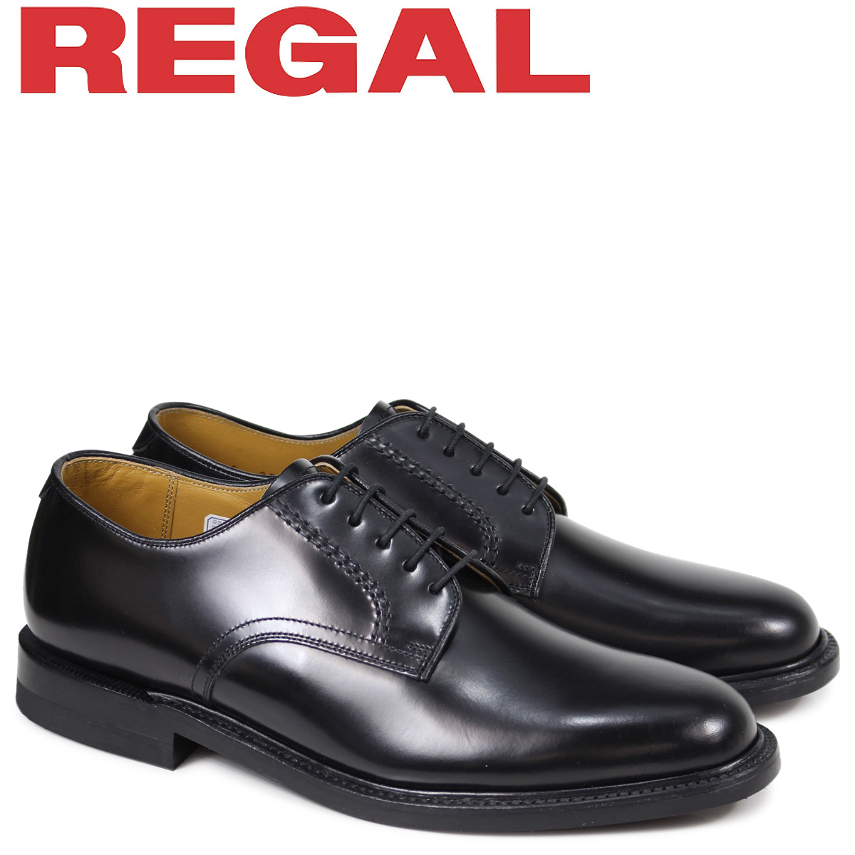 SneaK Global Online Shop | Rakuten Global SneaK Market: Black 2504NA [3/23 Shinnyu load] made in Regal shoes men REGAL plane toe business shoes Japan c5c6e2