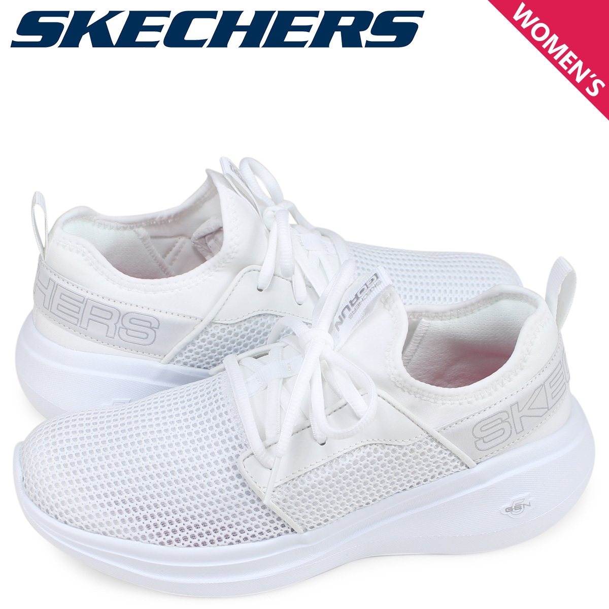 SKECHERS go orchid sneakers