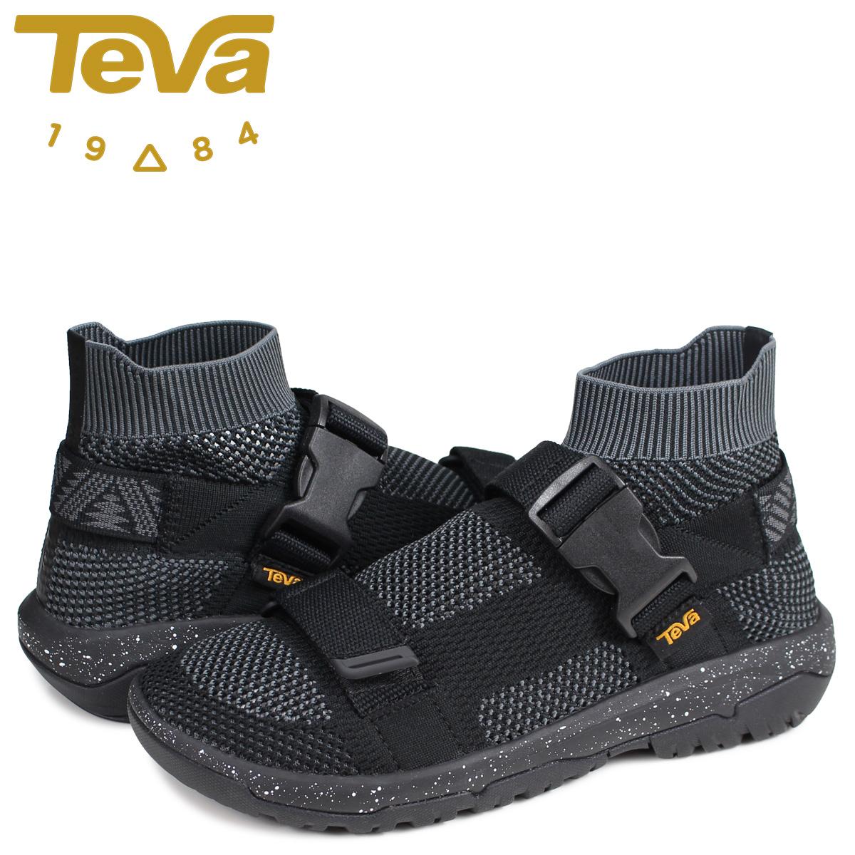 【お買い物マラソンSALE】 Teva テバ サンダル ハリケーン ソック メンズ HURRICANE SOCK ブラック 黒 1100269