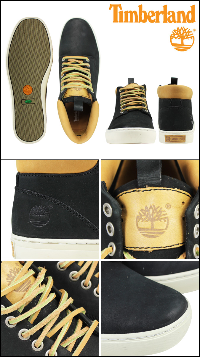 Timberland Timberland ground goalkeepers adventure cup sole chukka boots EARTHKEEPERS ADVENTURE CUPSOLE CHUKKA leather 3,301A black men