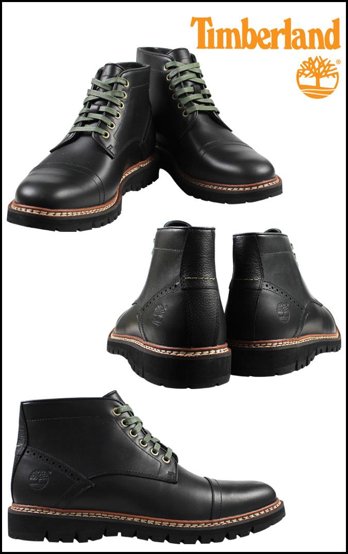timberland - britton hill chukka boots black