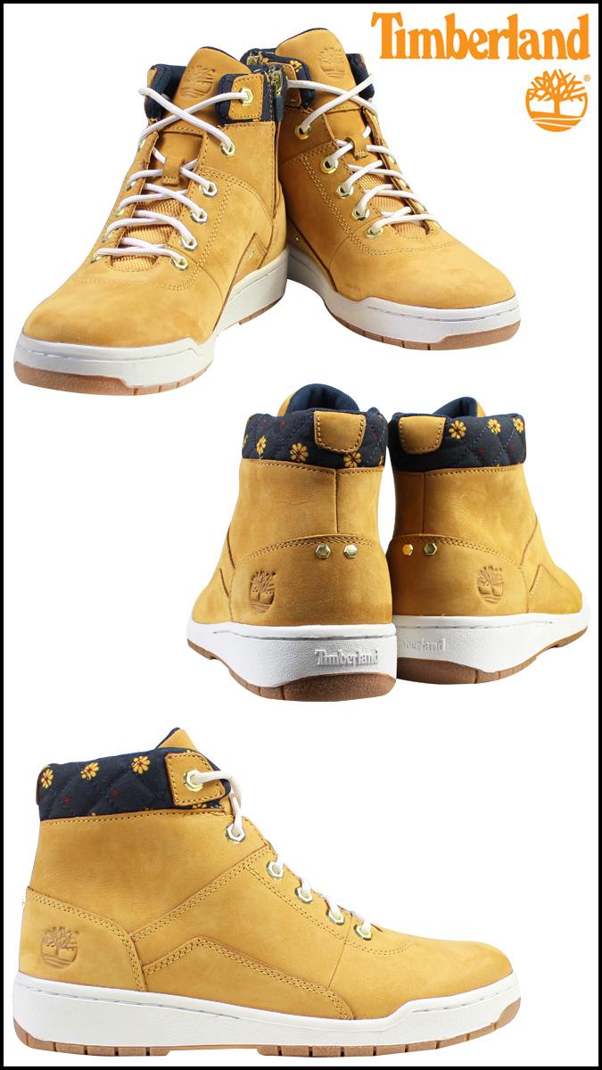 [卖出] 天伯伦天伯伦布里奇顿中期邮编邮编靴子中期靴子 BRIDGTON 皮革男装女装 6352A 小麦