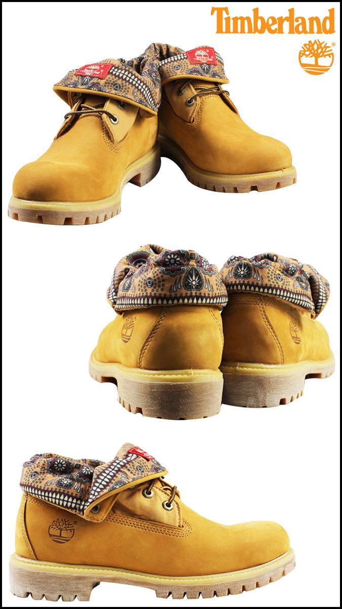 ティンバーランド Timberland ブーツ メンズ アイコン ロールトップ ブーツ ICON ROLL TOP 6826A ウィートklwOuTPZXi