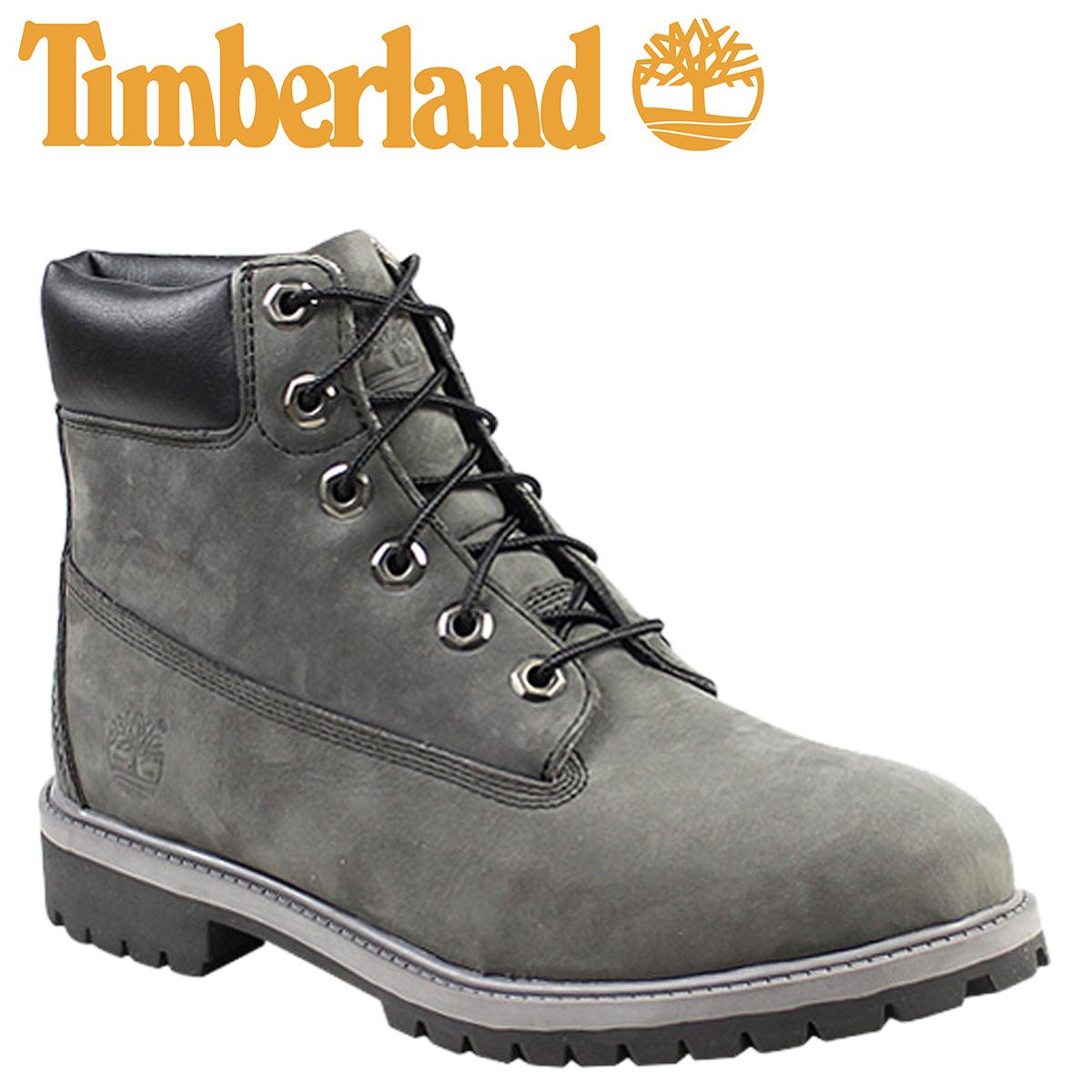 timberland 6 inch premium juniors