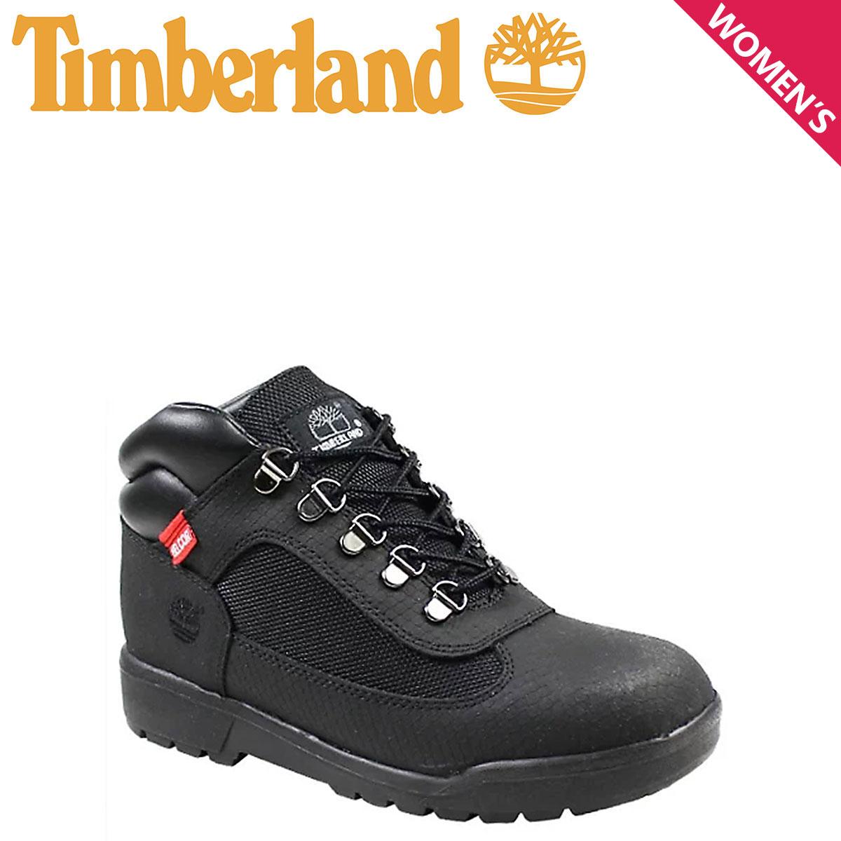 ティンバーランド レディース ブーツ Timberland JUNIOR HELCOR FIELD BOOT 3391R 防水