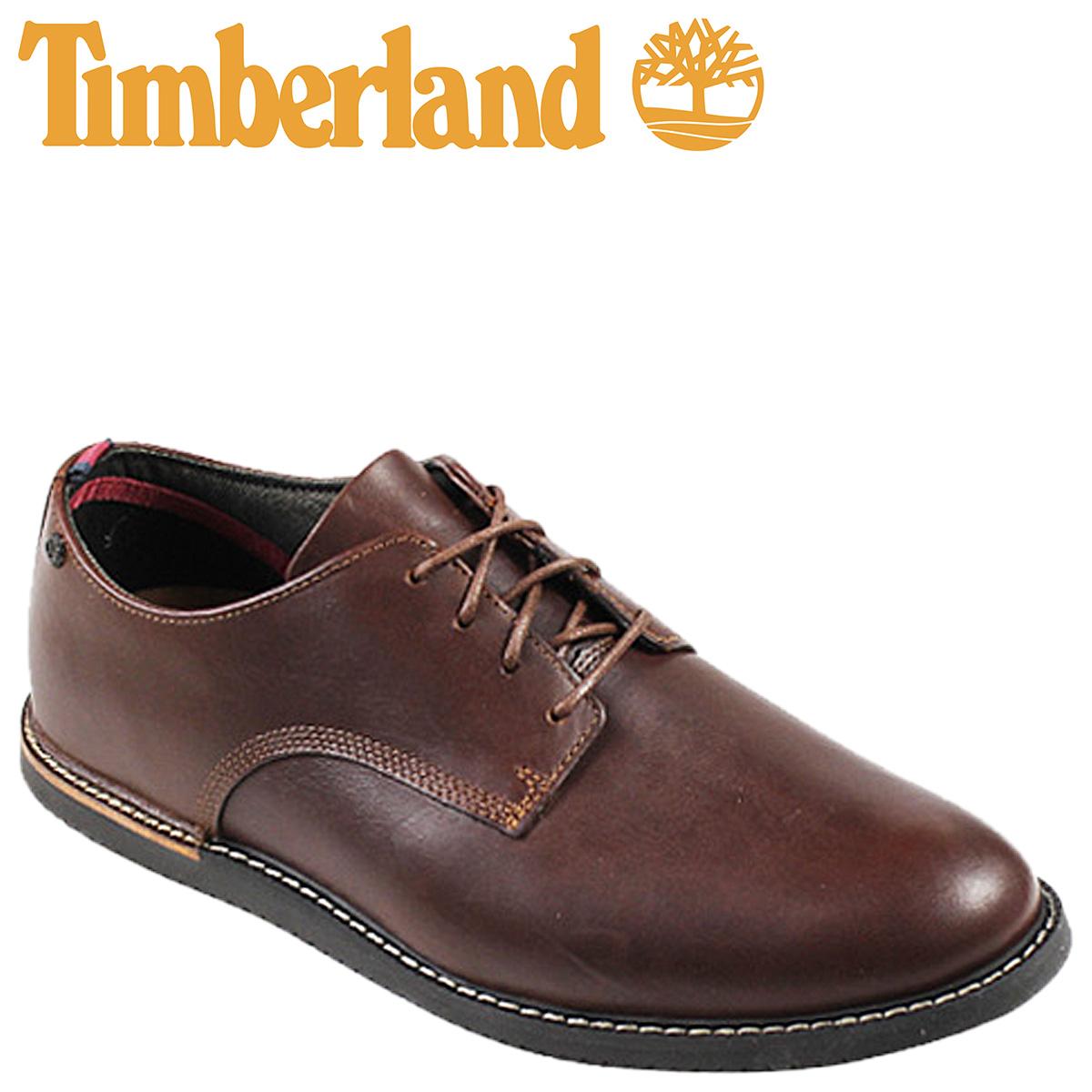 Oxford Zapatos De Cuero Parque Arroyo De Los Hombres De Timberland M39n6vog
