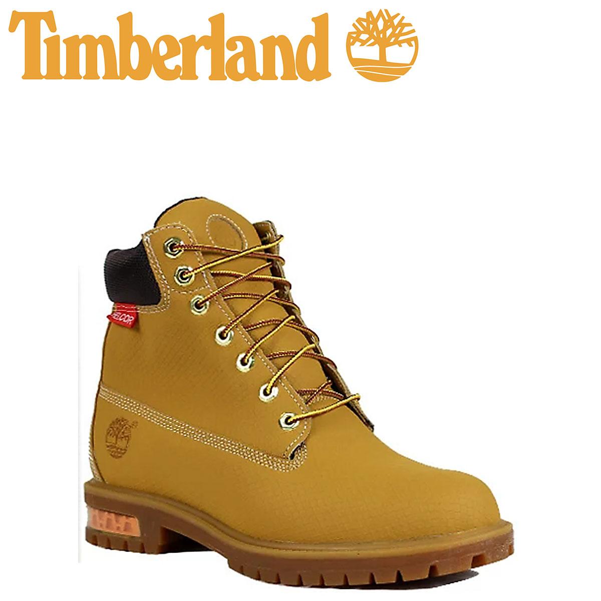 ティンバーランド Timberland ブーツ メンズ 6インチ 6INCH PREMIUM HELCOR BOOTS プレミアム ヘルコ ブーツ 6405R ウィート