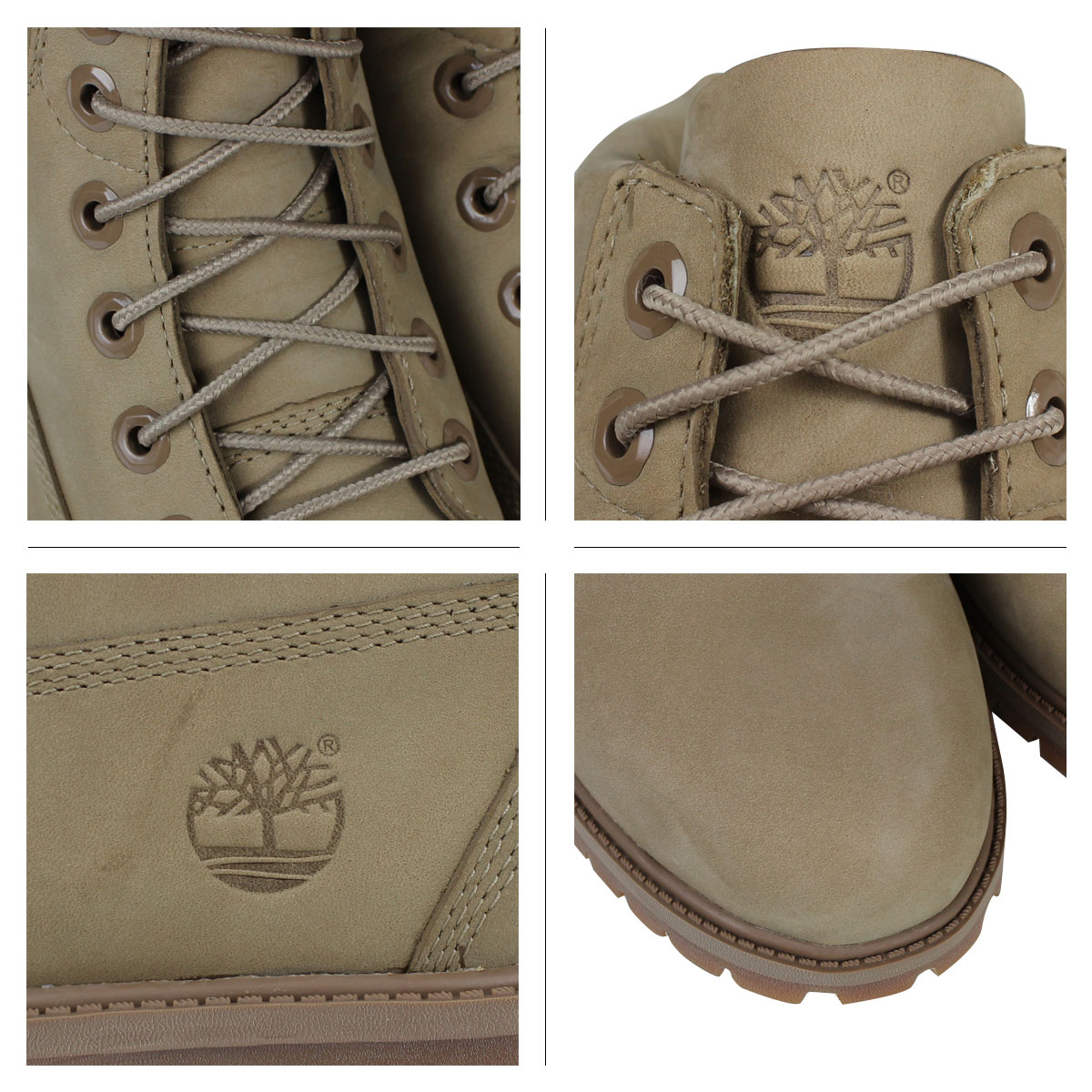 Timberland boots Womens Timberland 6INCHI 6 inch premium boots JUNIOR 6-INCH PREMIUM WATERPROOF BOOTS A173O W wise waterproof Brown [9/16 new in stock]
