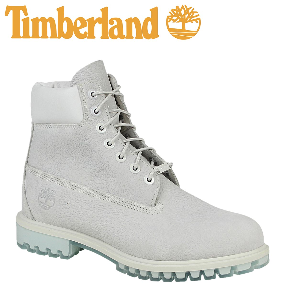Timberland Timberland 6INCHI 6 inches premium boots men 6 INCH PREMIUM WATERPROOF BOOTS A17UK W Wise waterproofing is gray