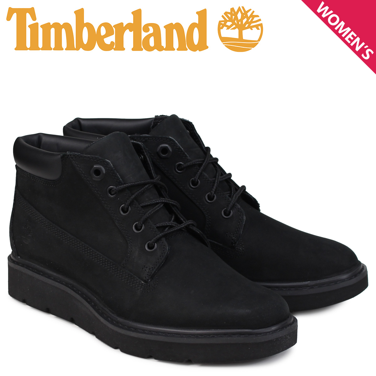 extremely unique pretty nice enjoy best price Timberland Timberland boots Kenneth ton Nellie Lady's KENNISTON NELLIE W  Wise black A1GNS