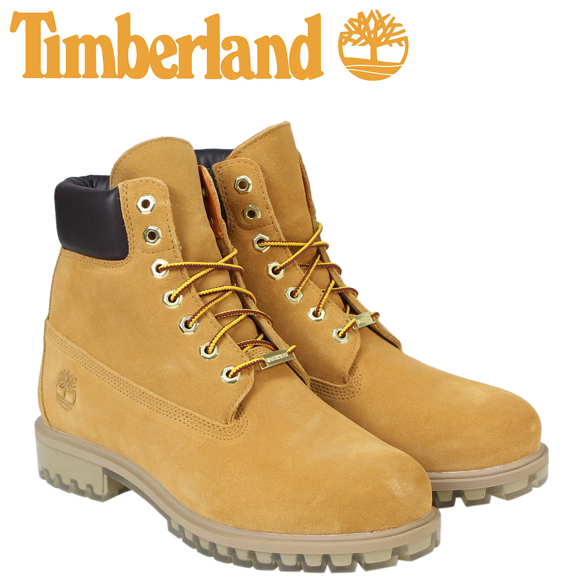 7cba2254b23 6 inches of Timberland boots men Timberland 6INCH PREMIUM SUEDE BOOT A1H6M  W Wise waterproofing ウィート