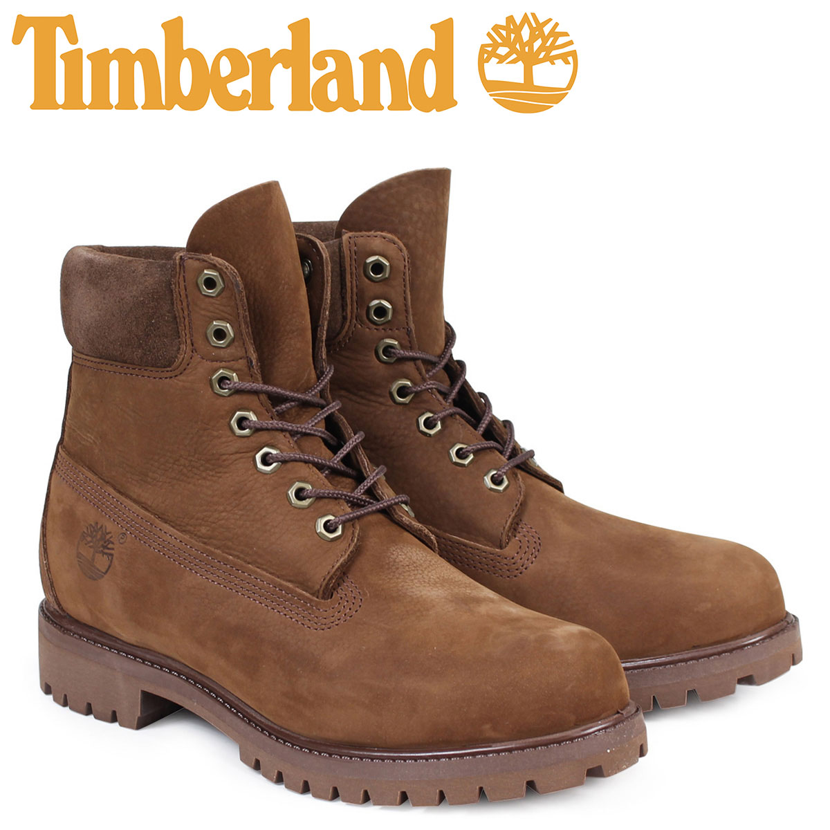 brown leather timberland boots