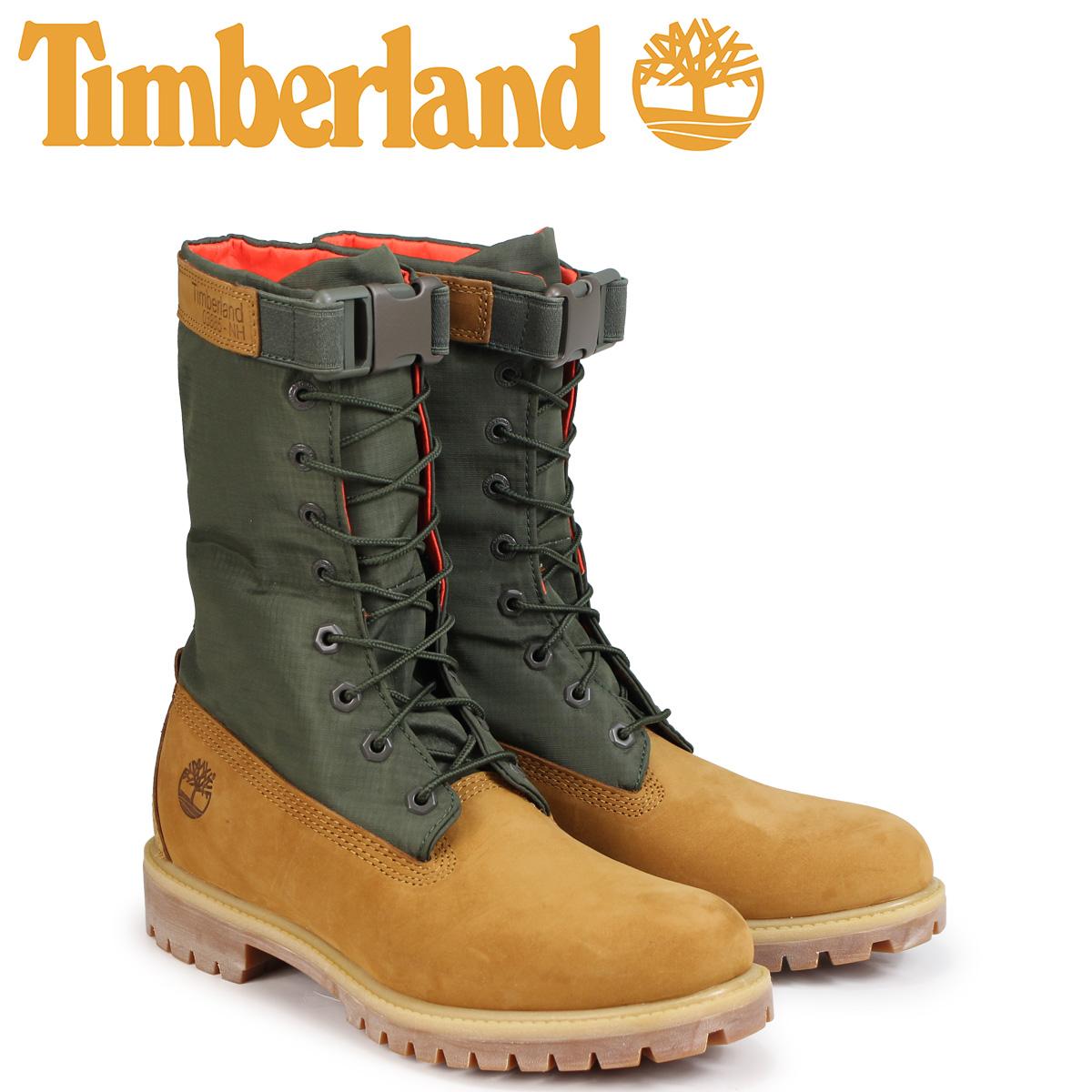 100%の保証 ティンバーランド Timberland A1QY8 BOOTS ブーツ メンズ ダークグリーン 6インチ 6-INCH PREMIUM GAITER BOOTS A1QY8 Wワイズ ダークグリーン, スニーカー 坊主:3c7eaea8 --- test.ips.pl
