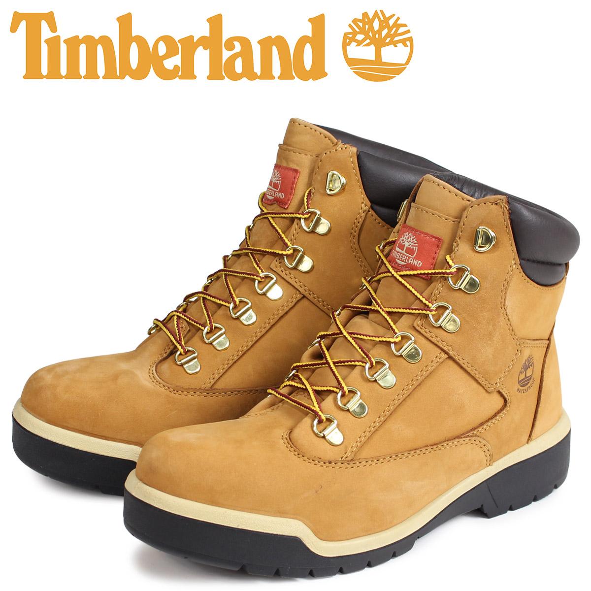 ティンバーランド Timberland ブーツ 6インチ メンズ 6-INCH FIELD BOOT Mワイズ ウィート A1RCO