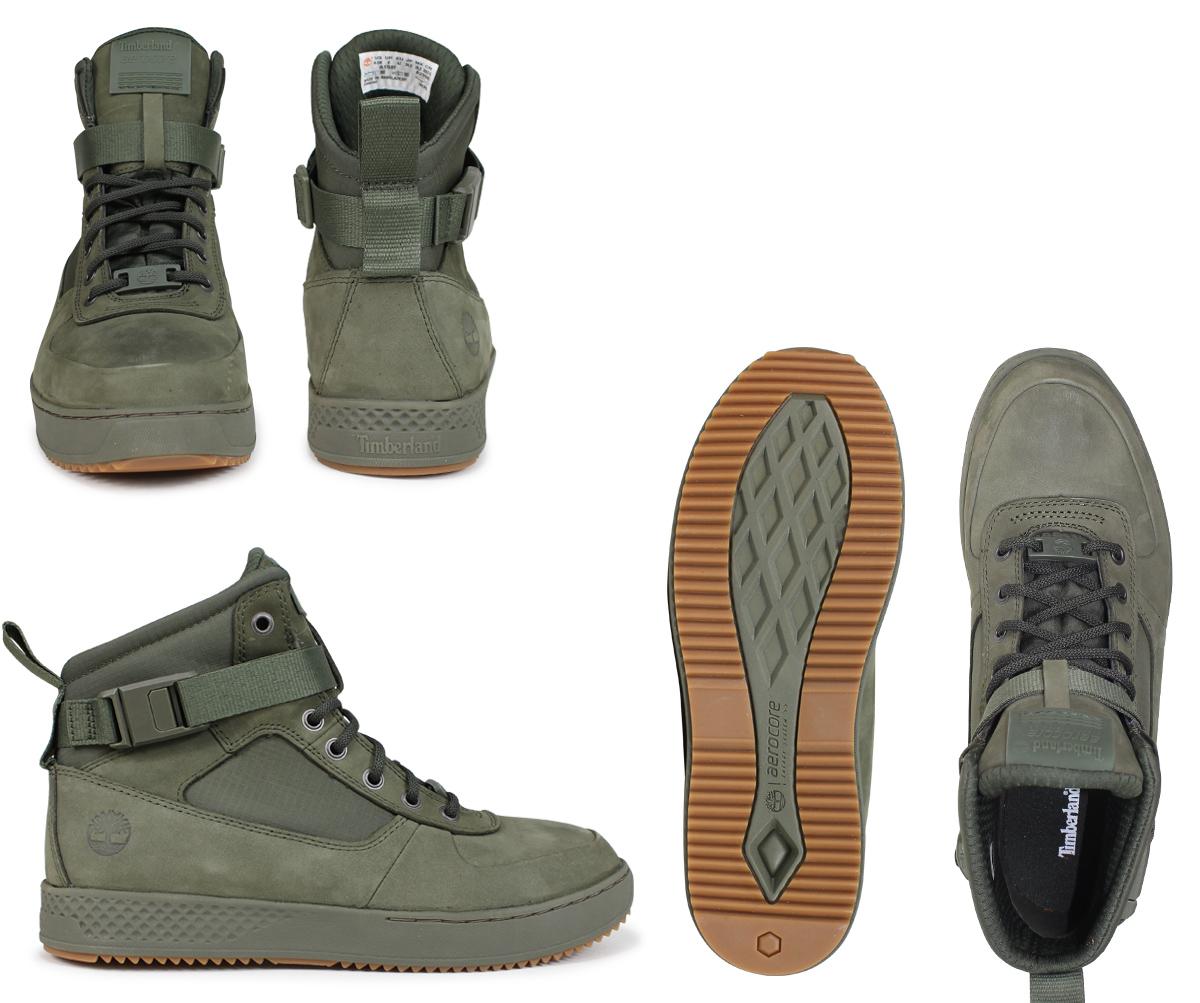 Wählen Sie für späteste High Fashion kommt an Timberland sneakers boots men Timberland CITYROAM CUPSOLE FL CHUKKA A1S8I W  Wise green