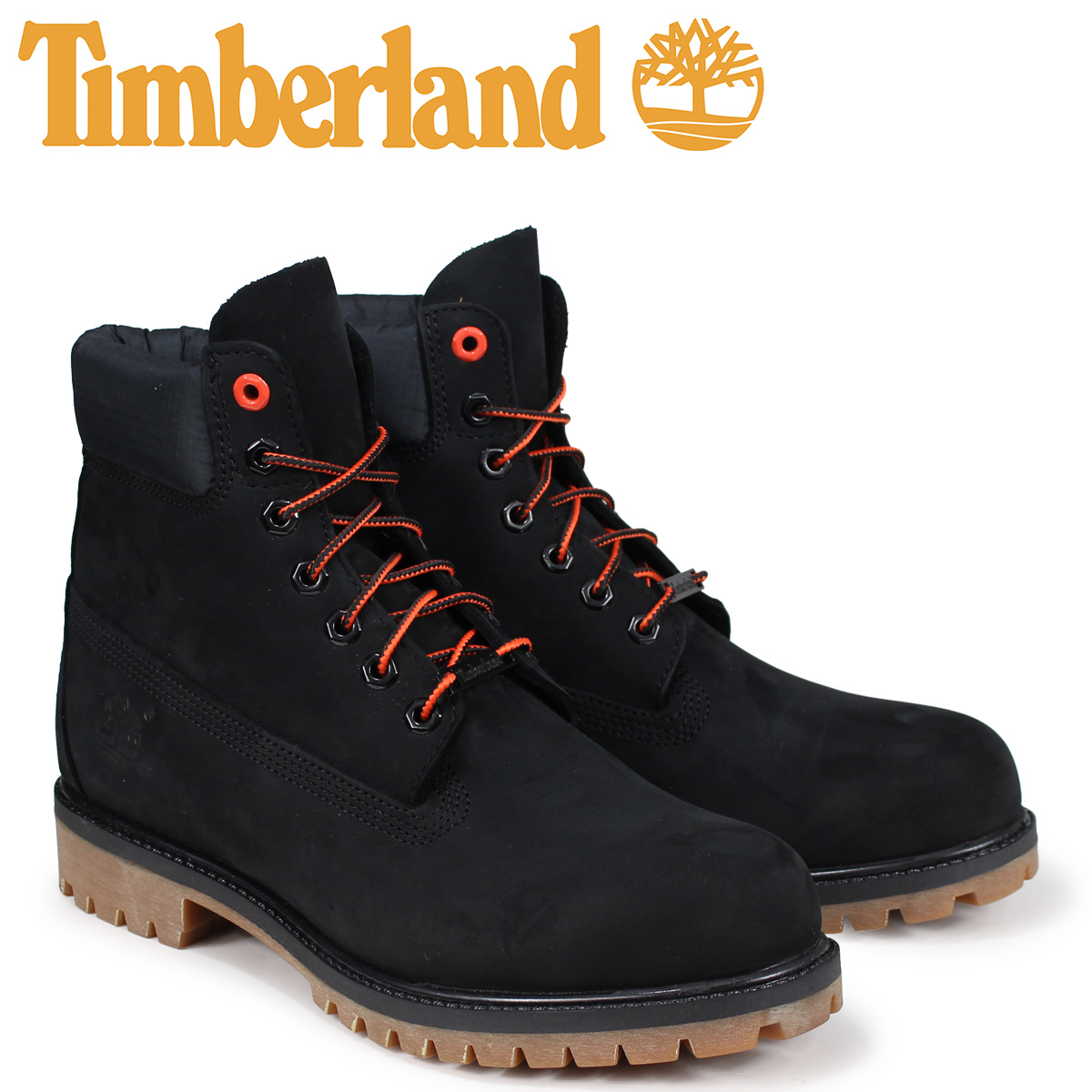 6 Inches Of Timberland Timberland Boots Men 6 Inch Premium Boots A1U7M W Wise Black Timberland Sneakers Mens Shoes