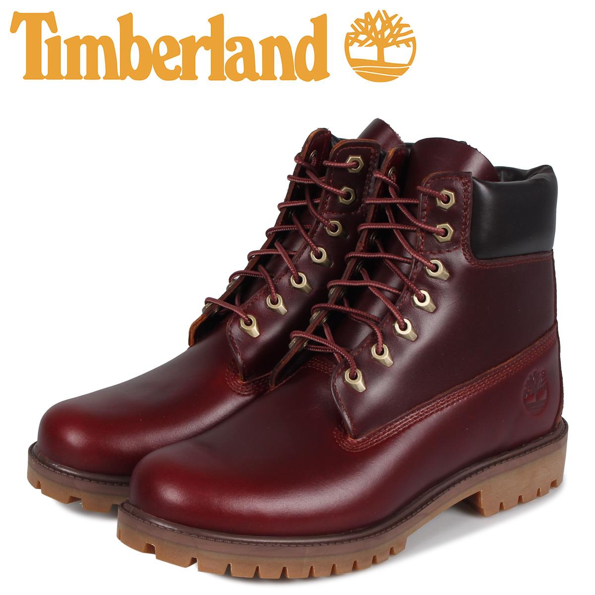 ティンバーランド Timberland ブーツ 6インチ クラシック メンズ ウォータープルーフ 6INCH CLASSIC WATERPROOF BOOT ブラウン A22W9