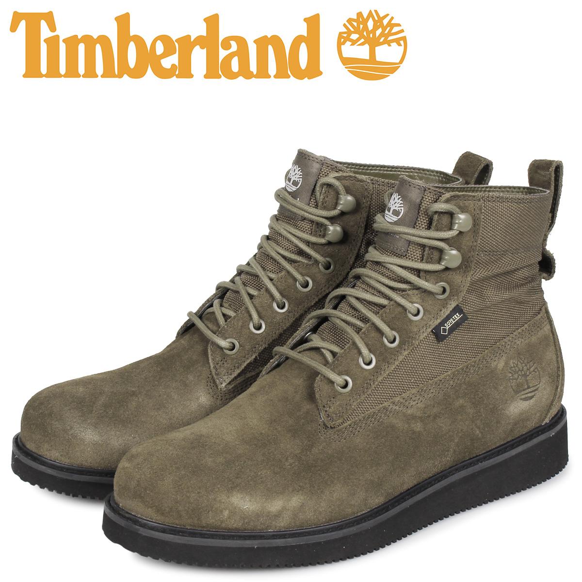 ティンバーランド Timberland ブーツ 6インチ プレミアム メンズ ウォータープルーフ 6INCH PREMIUM VIBRAM オリーブ A264H