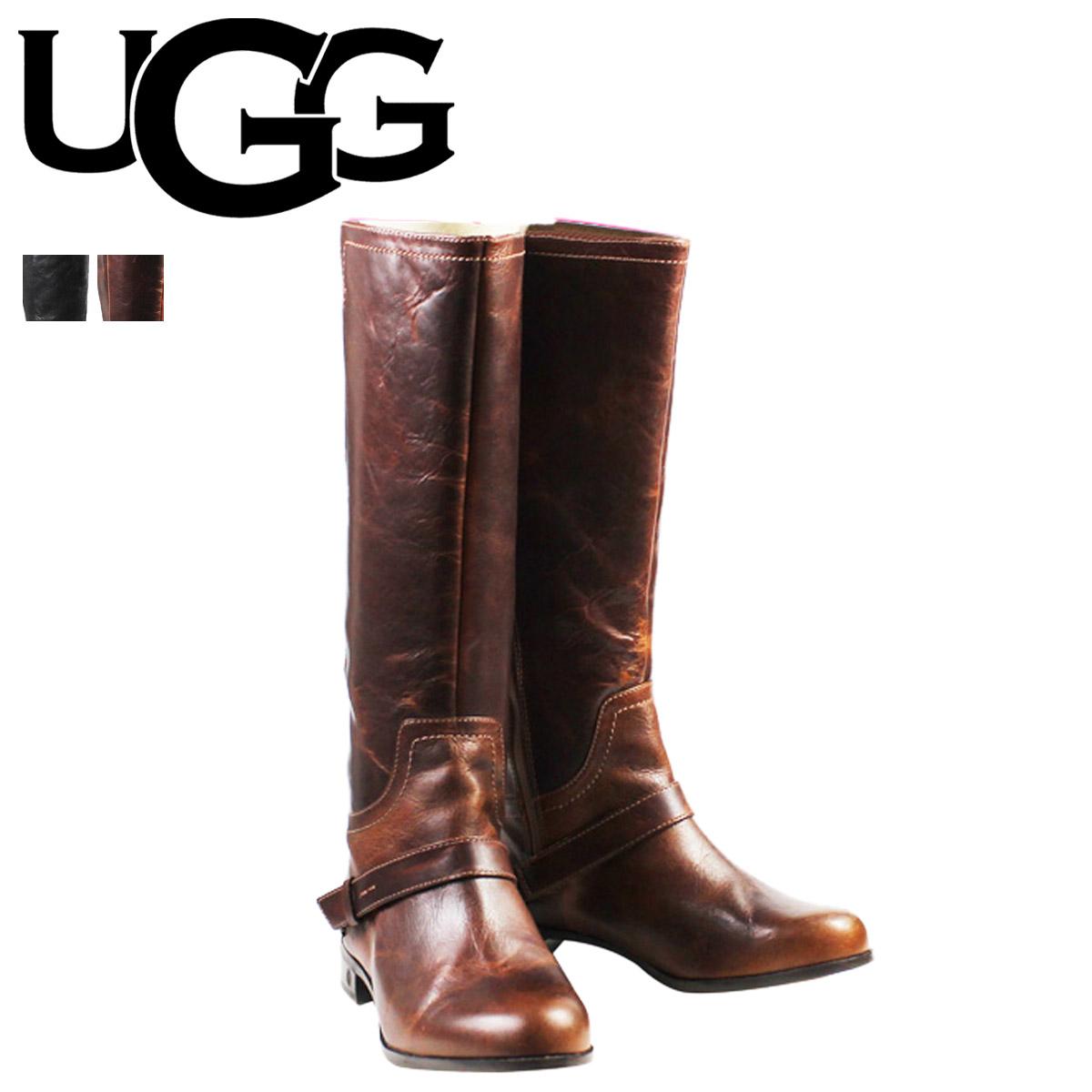 UGG アグ ブーツ ロングブーツ チャニング 2 WOMENS CHANNING 2 1001637 シープスキン レディース