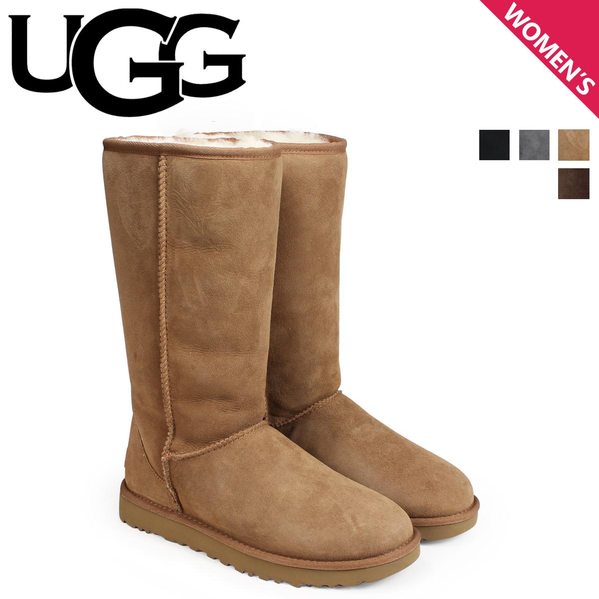 UGG アグ ムートン ブーツ クラシック トール CLASSIC TALL II BOOT 1016224 レディース [9/12 新入荷]
