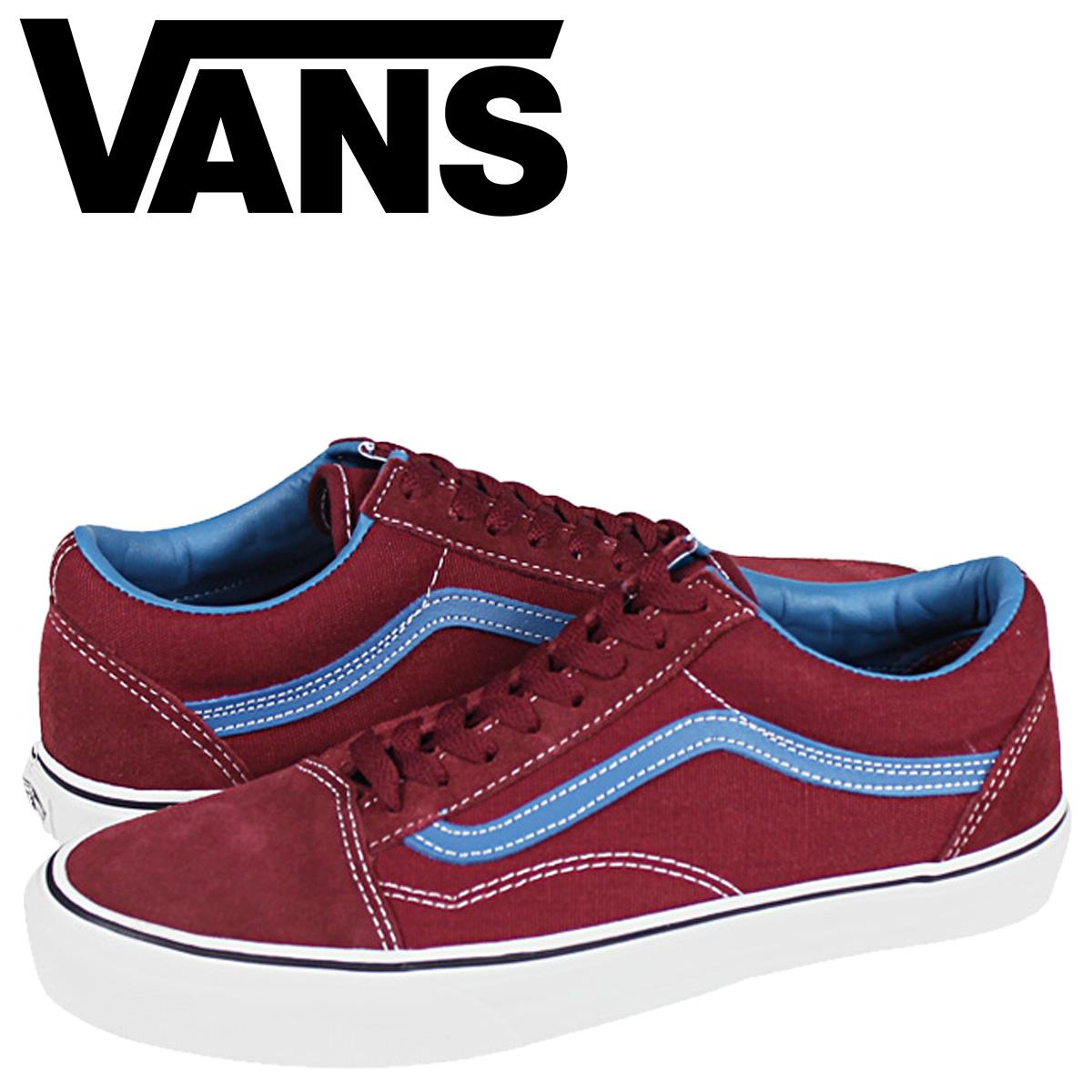 5bf3476de939 Vans VANS OLD SKOOL sneakers oldschool suede   canvas men s VN-0VOKC5P port   regular