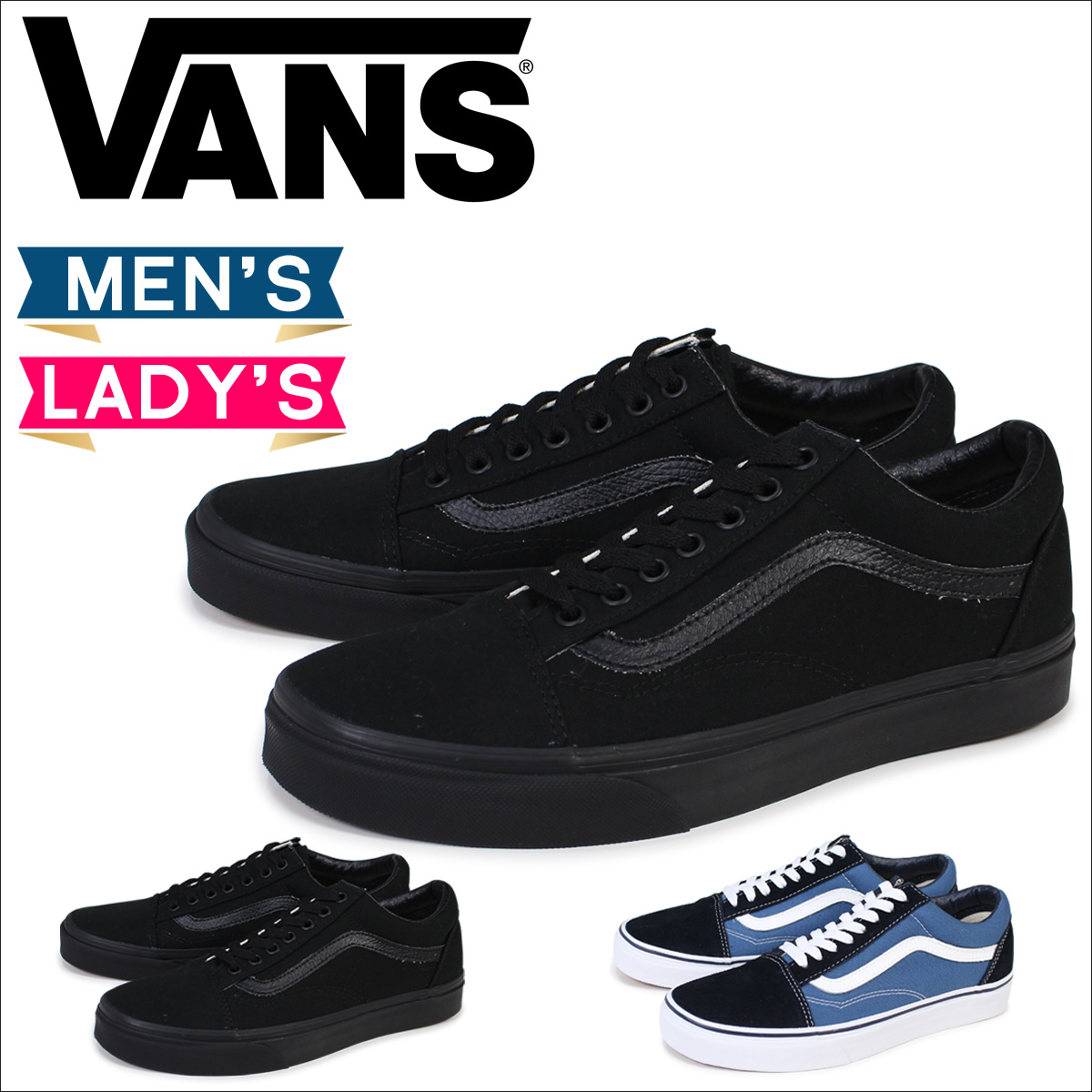 9c3b04f0778 Buy vans old school for woman