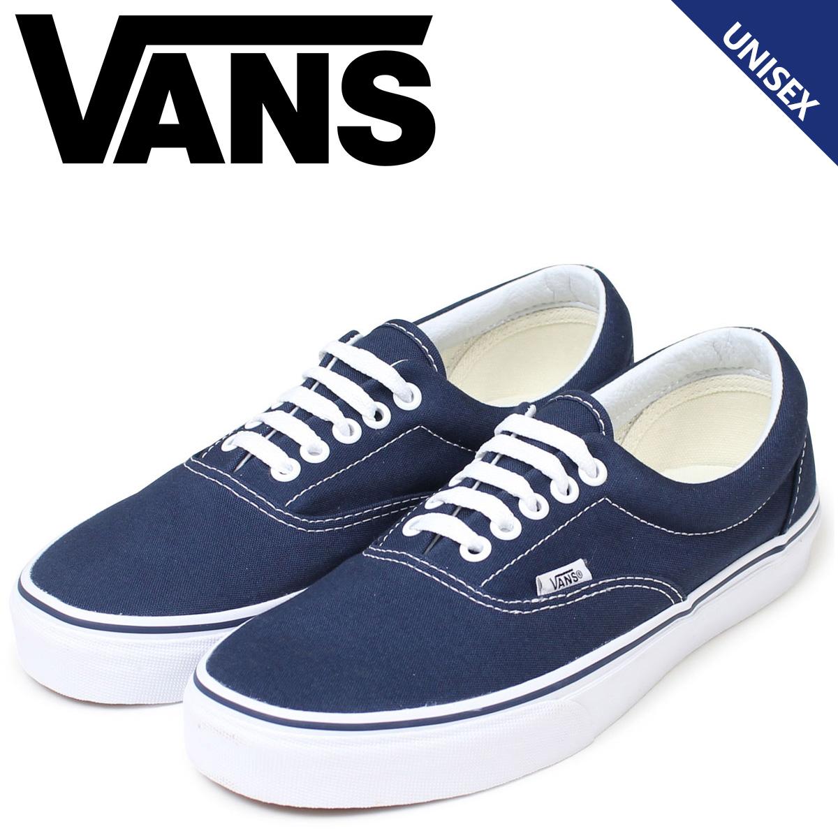 Vans Men Navy Era Sneakers