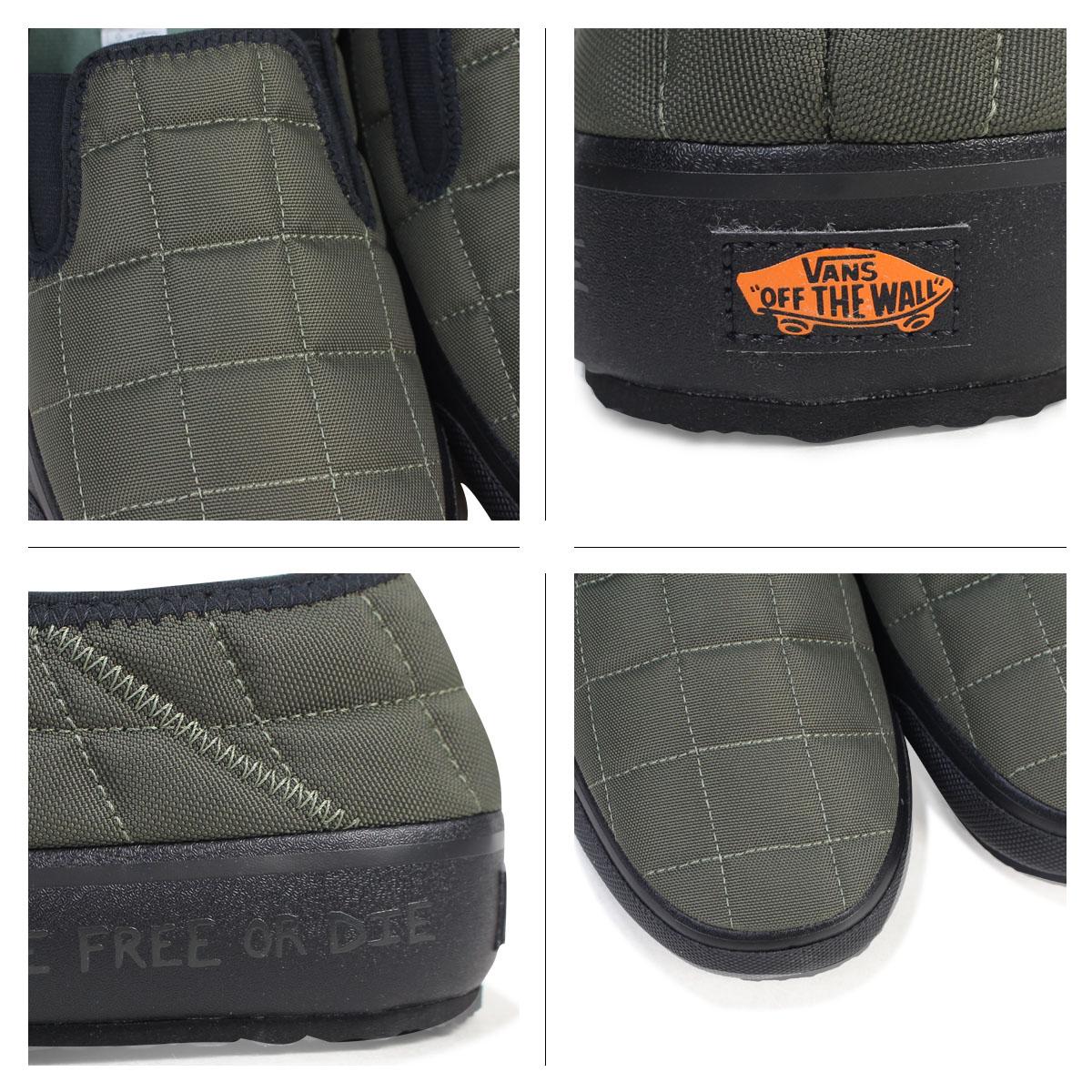 a1930096a65b61 SneaK Online Shop  VANS slip-ons slippers men vans station wagons ...