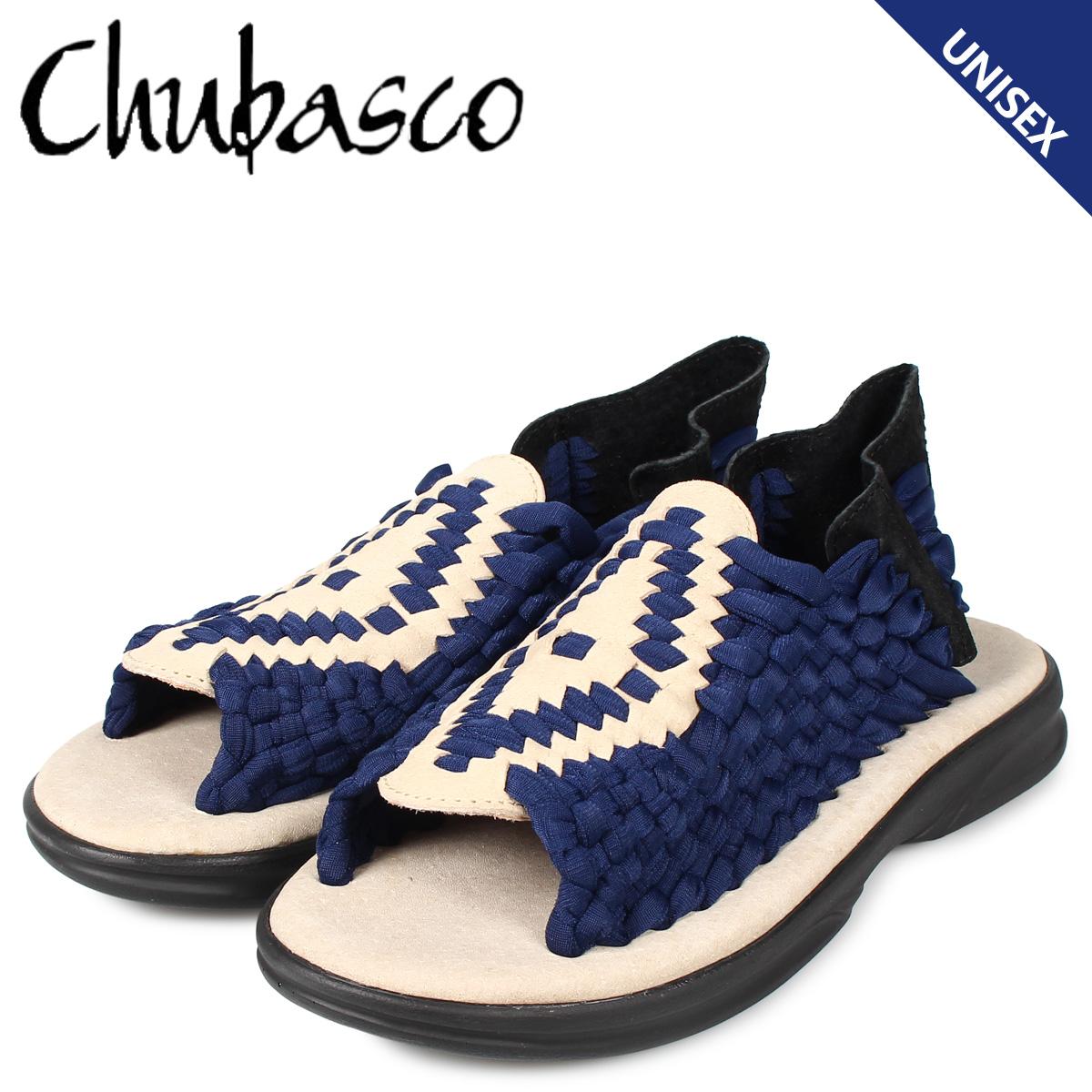 チュバスコ CHUBASCO アズテック サンダル スポーツサンダル メンズ レディース AZTEC ネイビー AZ16020O