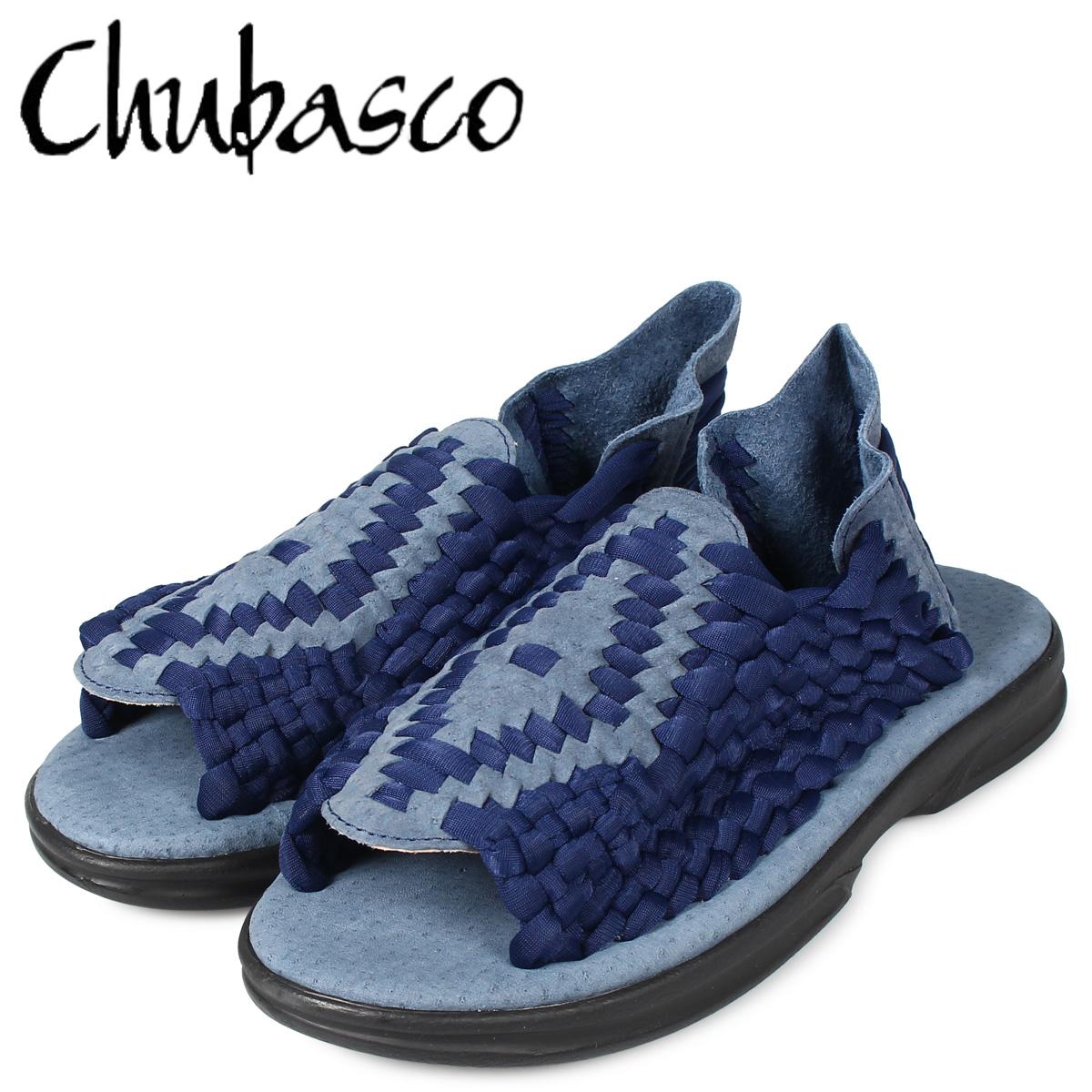 チュバスコ CHUBASCO アズテック サンダル スポーツサンダル メンズ AZTEC ネイビー S1602290