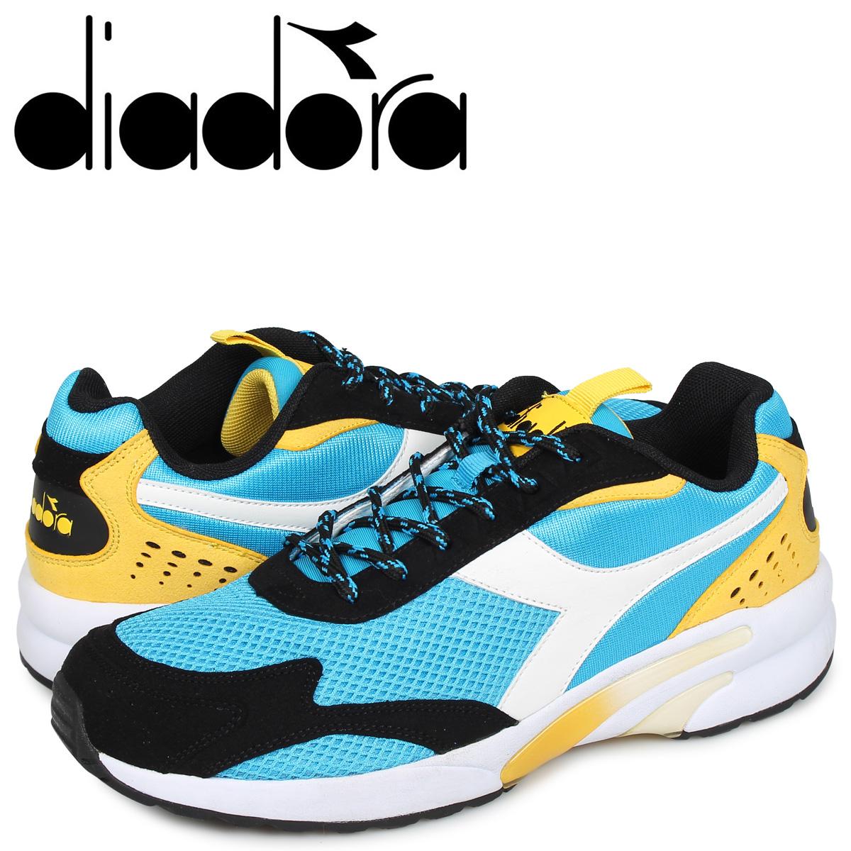 ディアドラ Diadora ディスタンス 280 スニーカー メンズ DISTANCE 280 ブルー 175099-5099