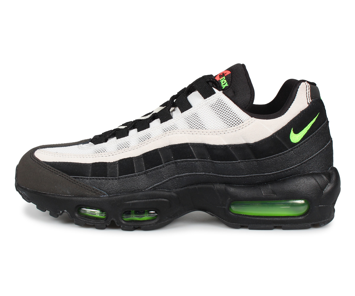 NIKE AIR MAX 95 ESSENTIAL Kie Ney AMAX 95 essential sneakers men gap Dis black black AT9865 004