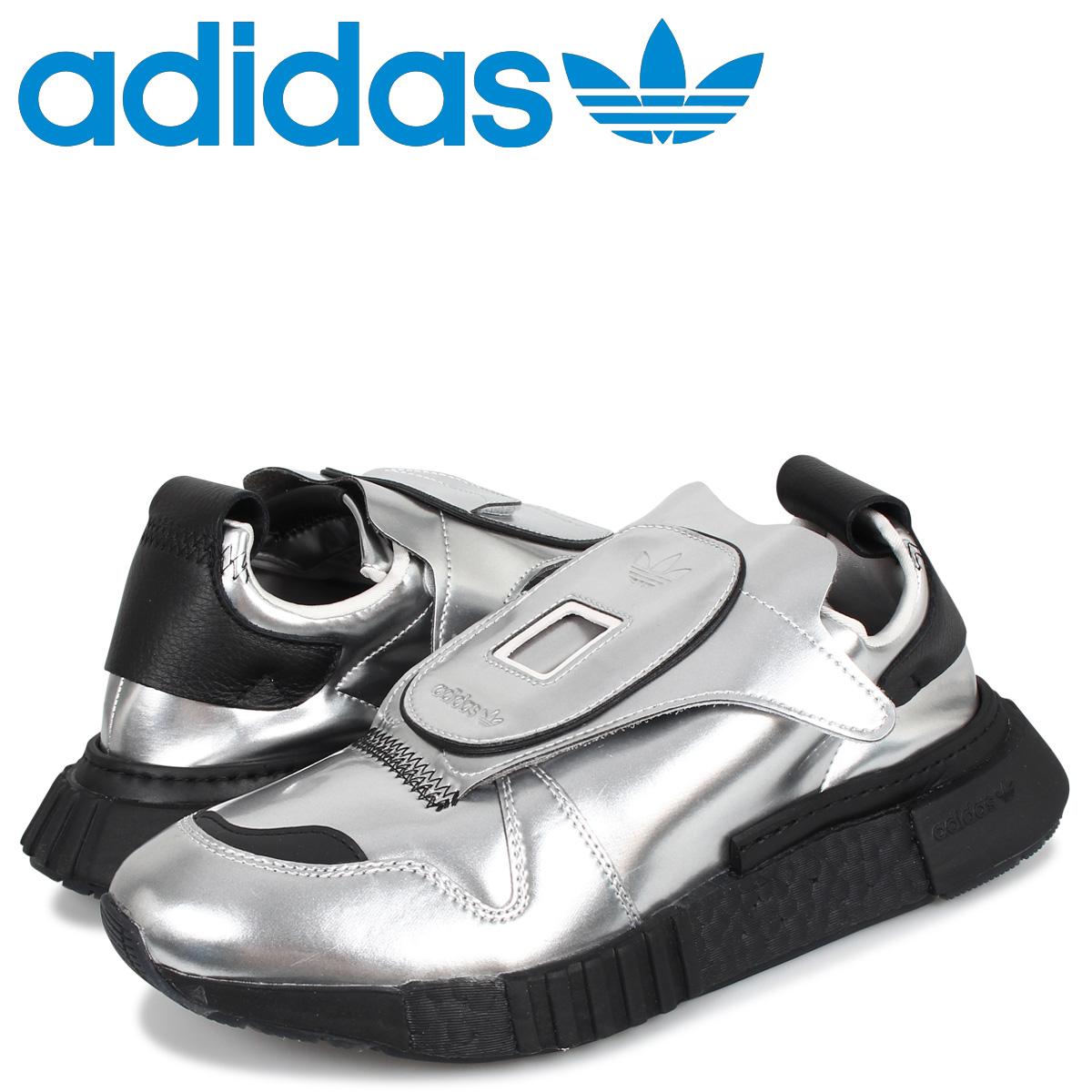 アディダス オリジナルス adidas Originals フューチャーペーサー スニーカー メンズ FUTURPACER シルバー EE5002