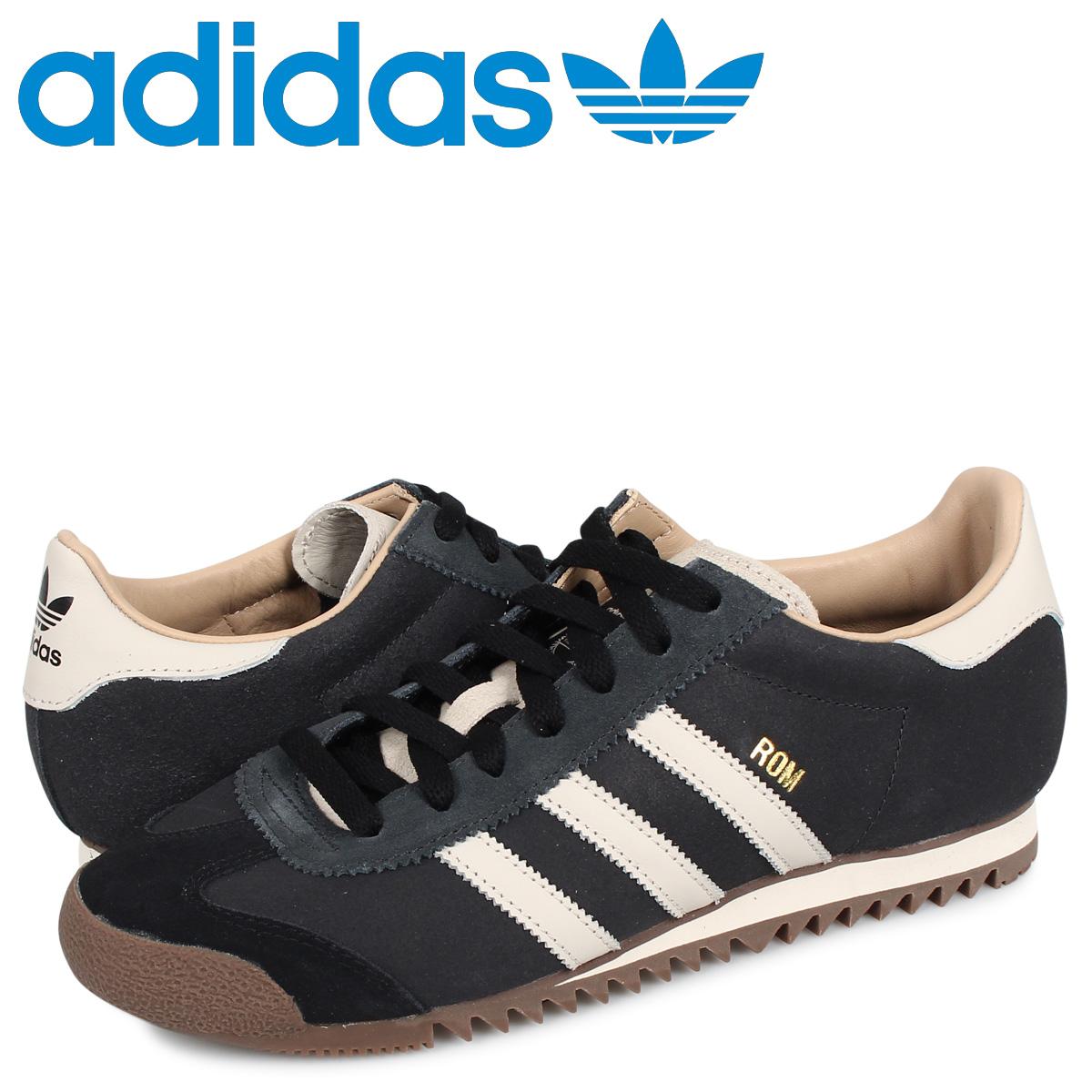 adidas Originals ROM Shoes (Carbon) EE5746