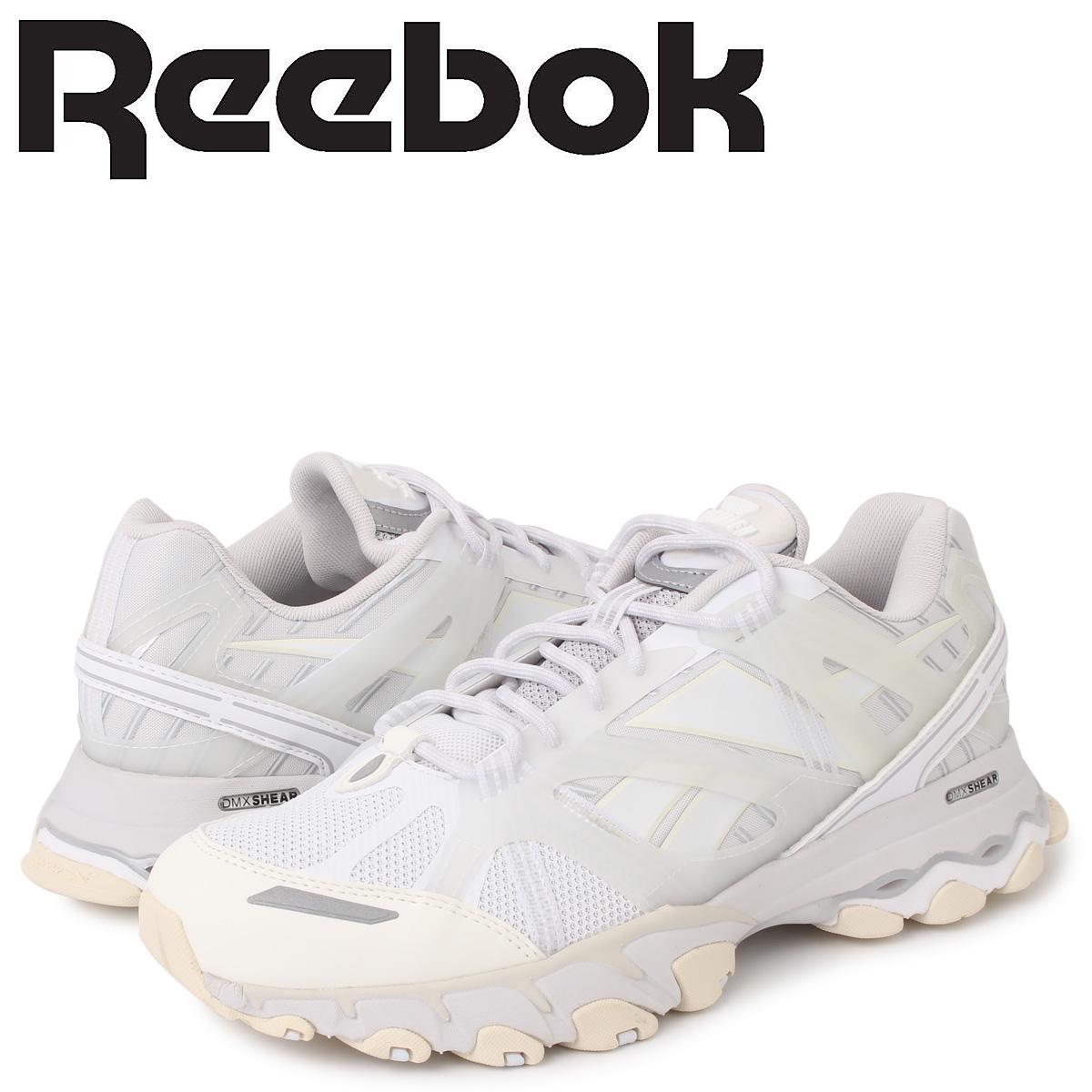 リーボック Reebok DMX TRAIL SHADOW スニーカー メンズ ディーエムエックストレイシャドウ ホワイト 白 EF8810
