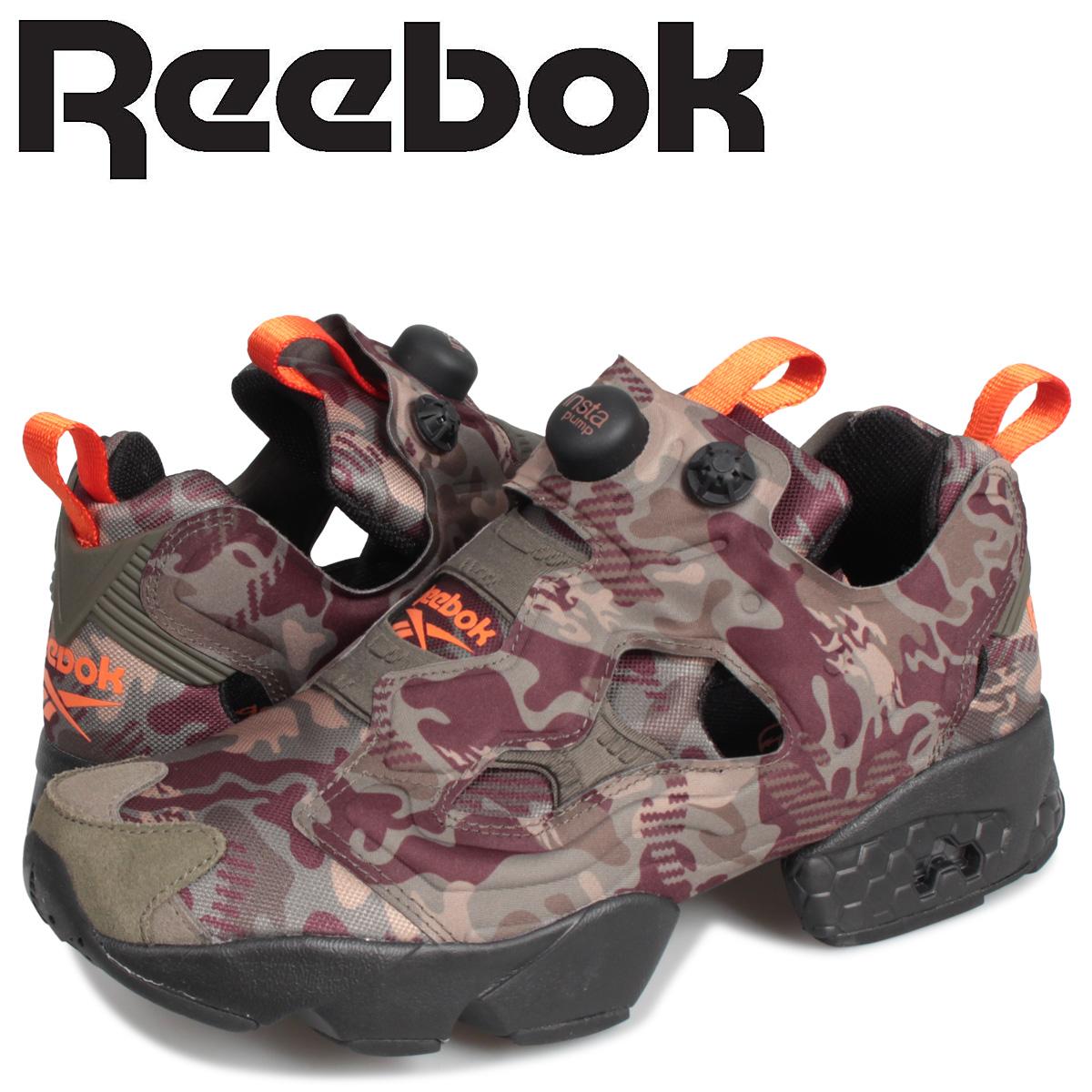リーボック Reebok インスタ ポンプフューリー スニーカー メンズ INSTAPUMP FURY OG CAMO カモ 迷彩 DV6962