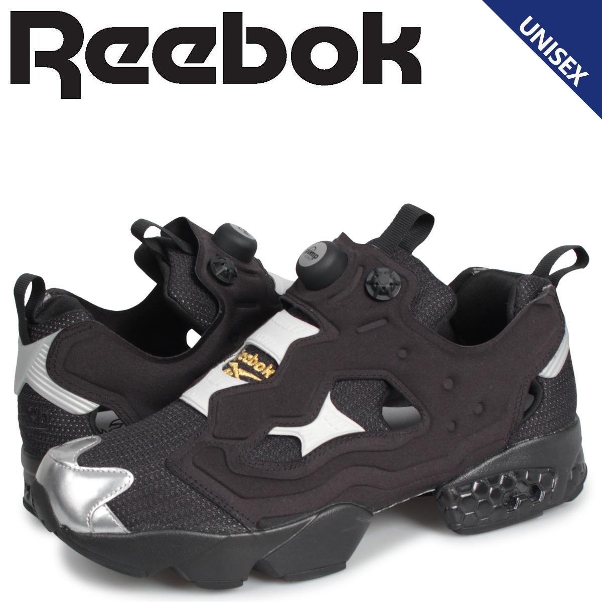 リーボック Reebok インスタ ポンプフューリー スニーカー メンズ レディース INSTAPUMP FURY OG ブラック 黒 FV0417