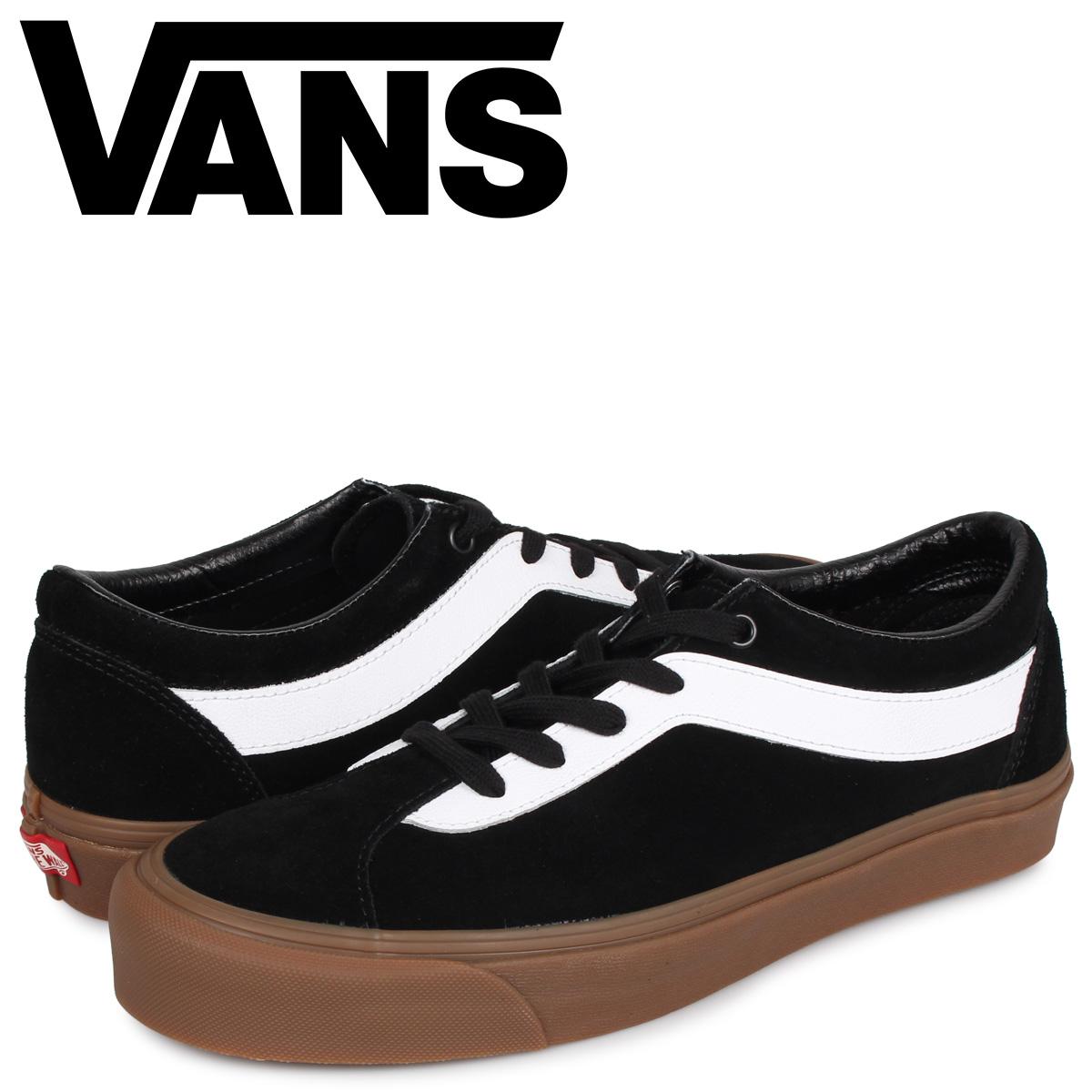 VANS バンズ BOLD NI スニーカー メンズ ヴァンズ ボールド ブラック 黒 VN0A3WLPLF9
