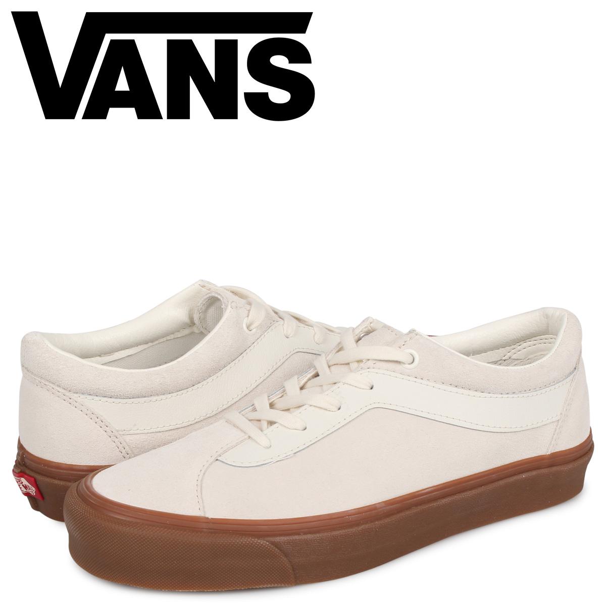 VANS バンズ BOLD NI スニーカー メンズ ヴァンズ ボールド ホワイト 白 VN0A3WLPT95