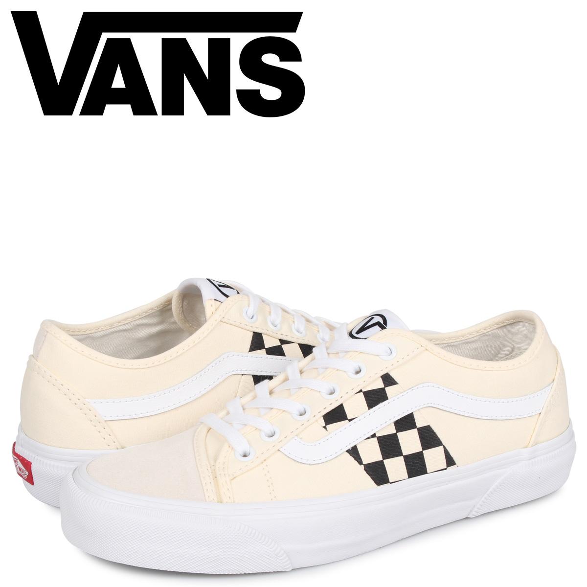 VANS バンズ BESS NI スニーカー メンズ ヴァンズ ベス ホワイト 白 VN0A4BTHT80