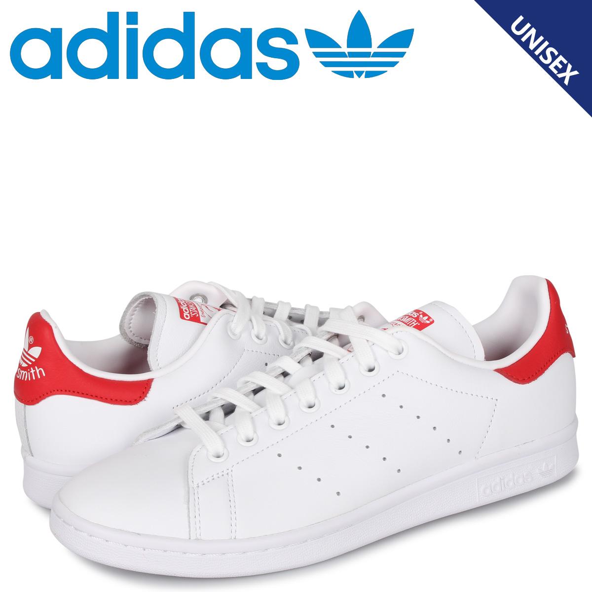 アディダス オリジナルス adidas Originals スタンスミス スニーカー メンズ レディース STANSMITH ホワイト 白 EF4334