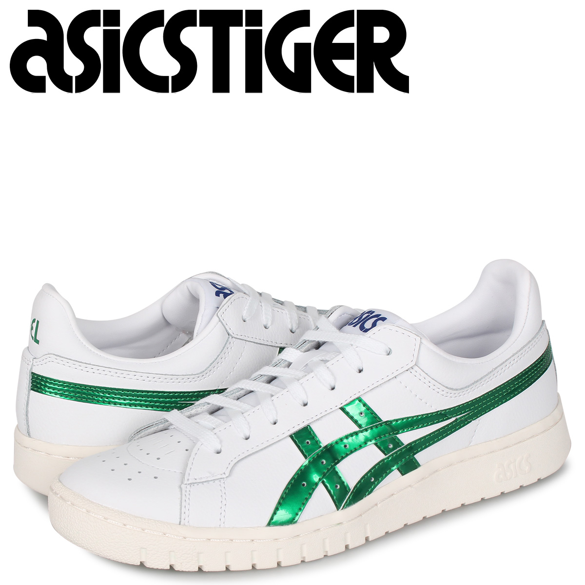 アシックスタイガー asics Tiger ゲル スニーカー メンズ ポイントゲッター GEL-PTG ホワイト 白 1191A089-104