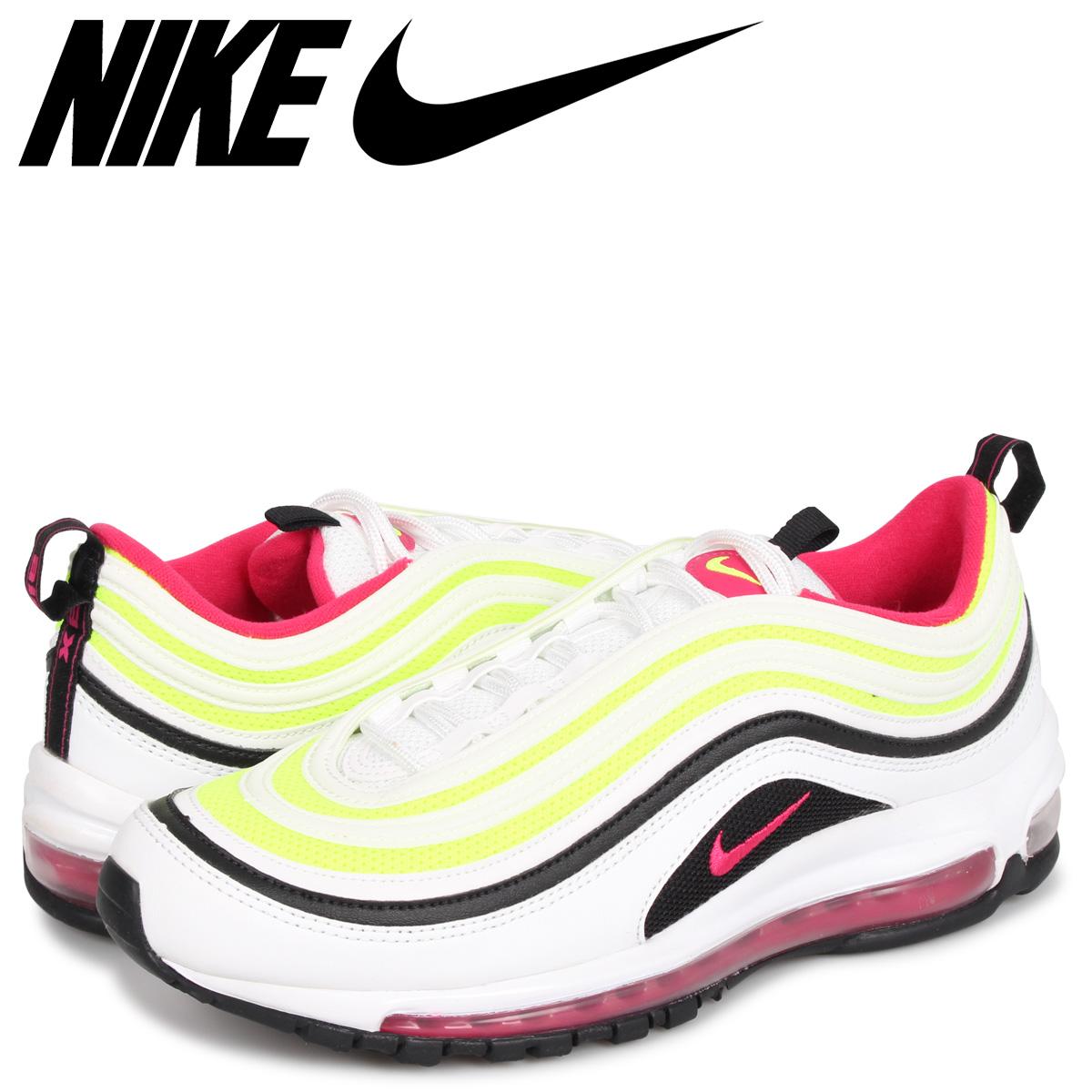 【お買い物マラソンSALE】 NIKE AIR MAX 97 ナイキ エアマックス97 スニーカー メンズ ホワイト 白 CI9871-100