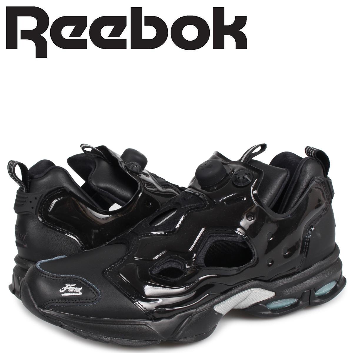 リーボック Reebok フューリー ミレニアム スニーカー メンズ FURY MILLENNIUM ブラック 黒 DV7676